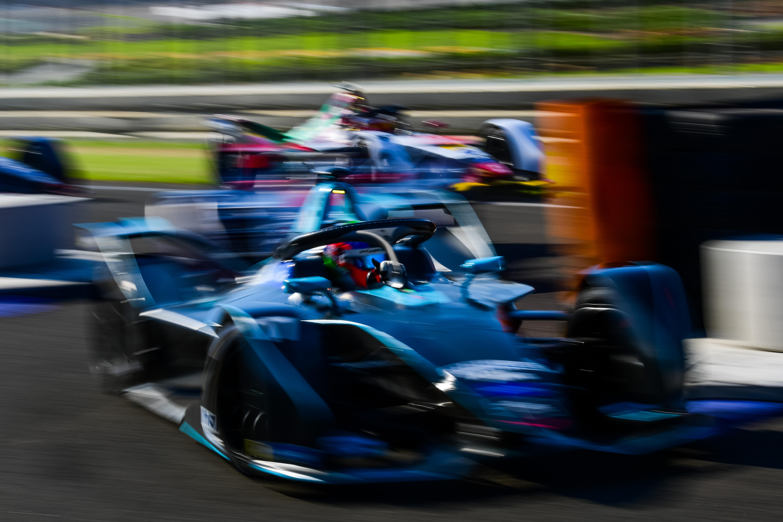 Valencia Formula E chicane 2018
