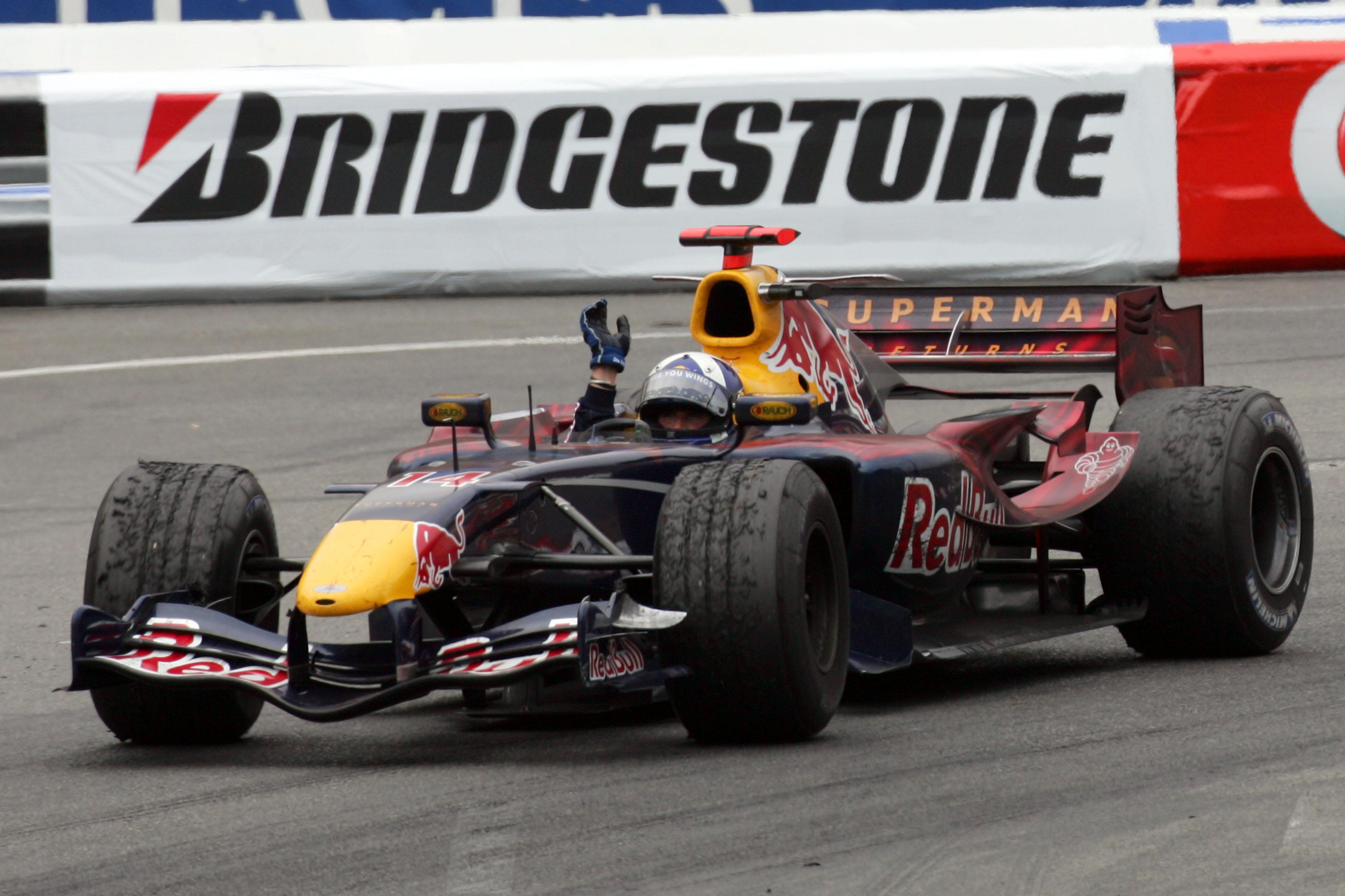 Formula 1 Grand Prix, Monaco, Sunday Podium
