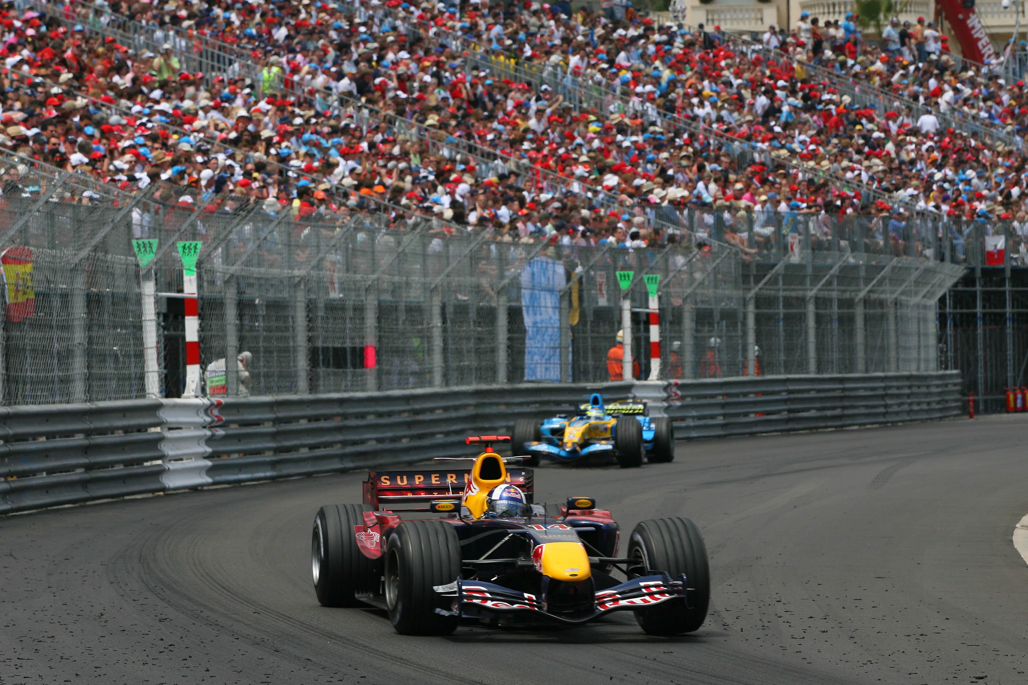 Formula 1 Grand Prix, Monaco, Sunday Race