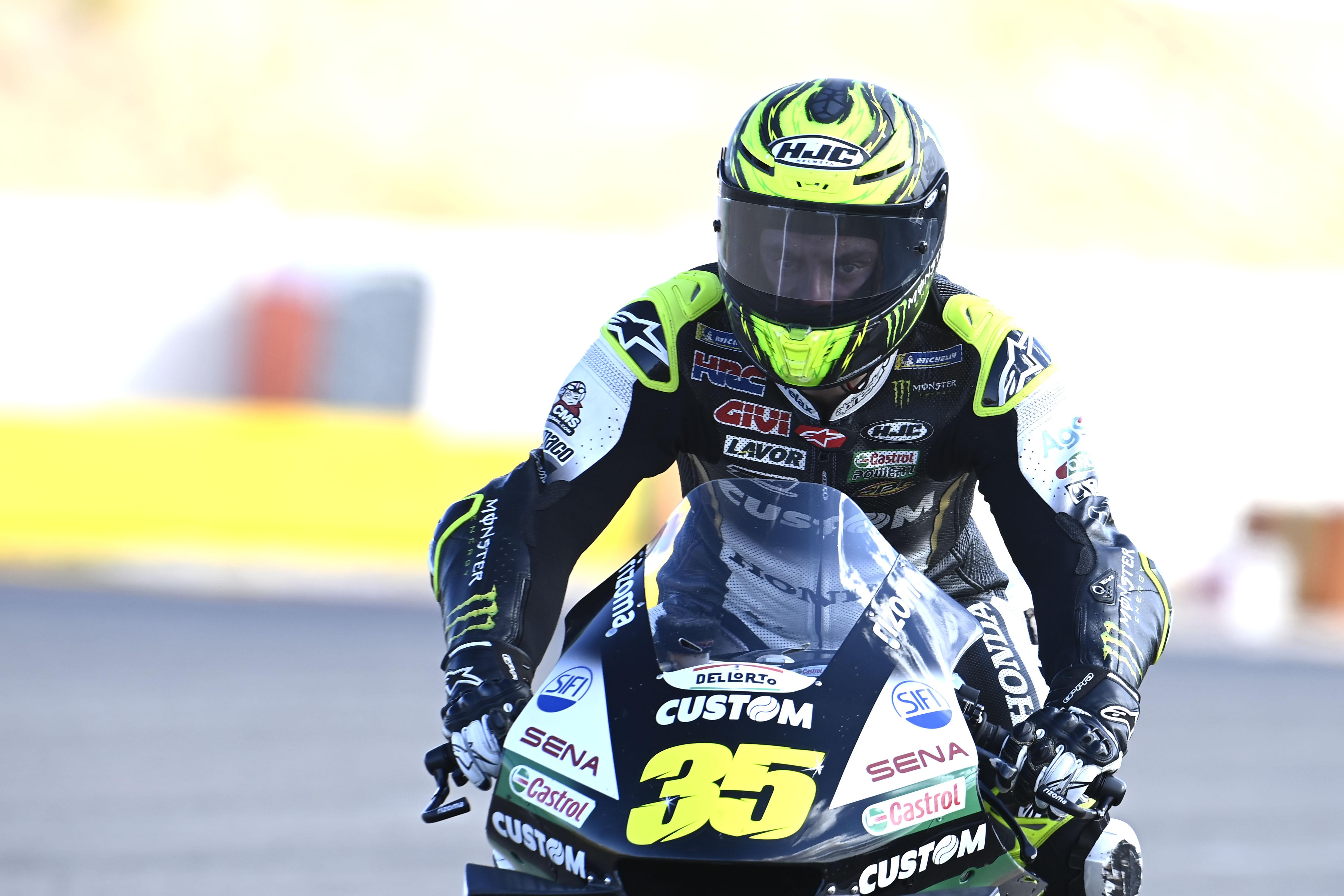 Cal Crutchlow, Teruel MotoGP