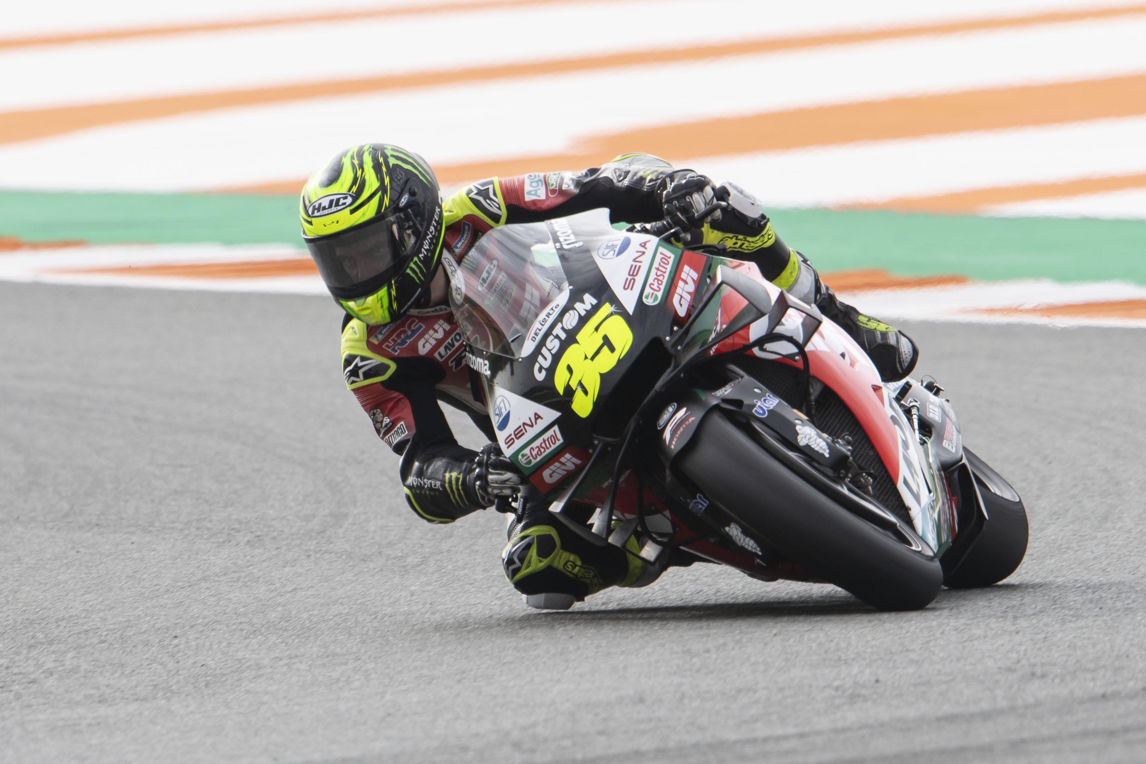 Cal Crutchlow, Valencia MotoGP