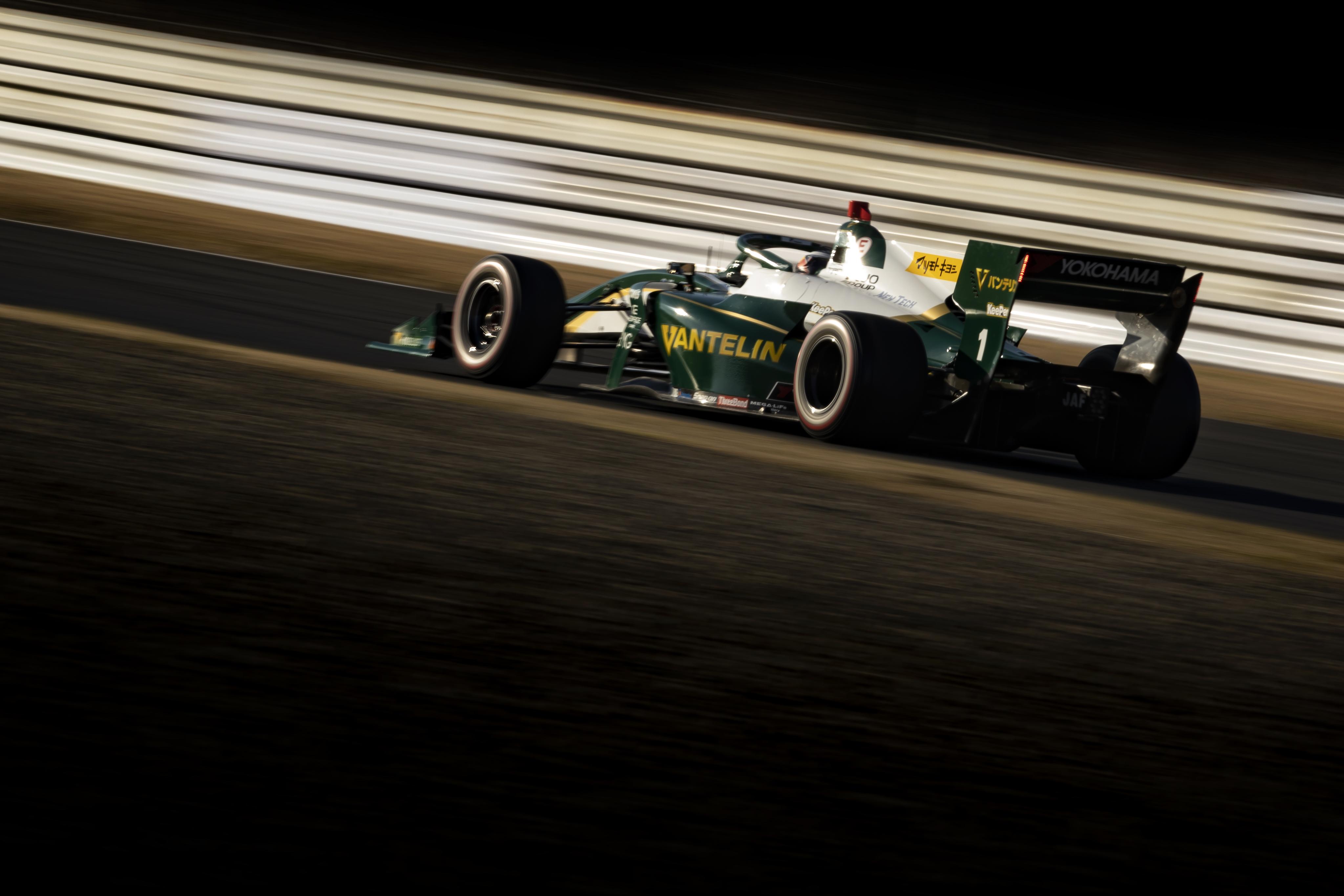 Nick Cassidy Autopolis Super Formula 2020