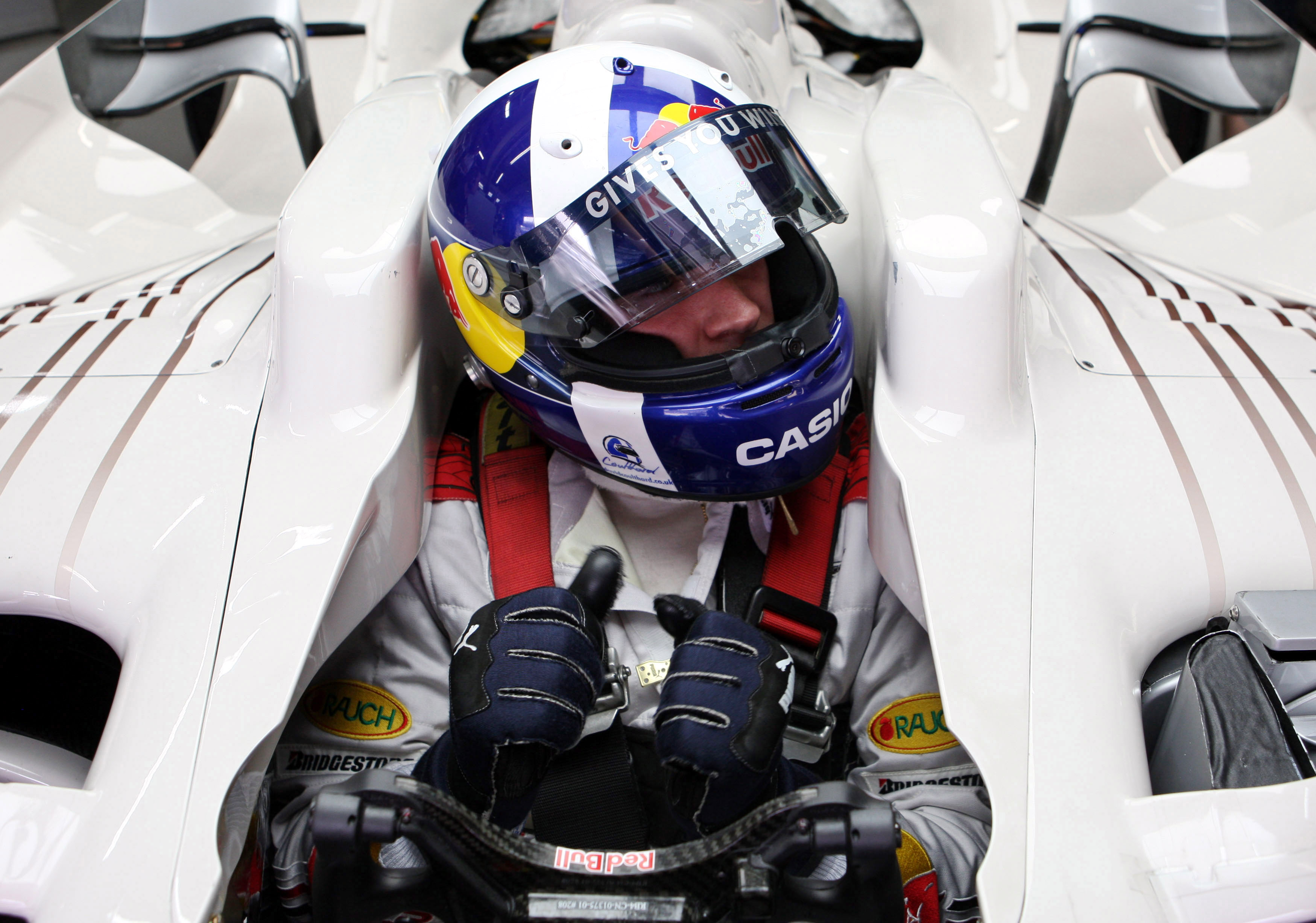 Formula 1 Grand Prix, Brazil, Saturday Practice