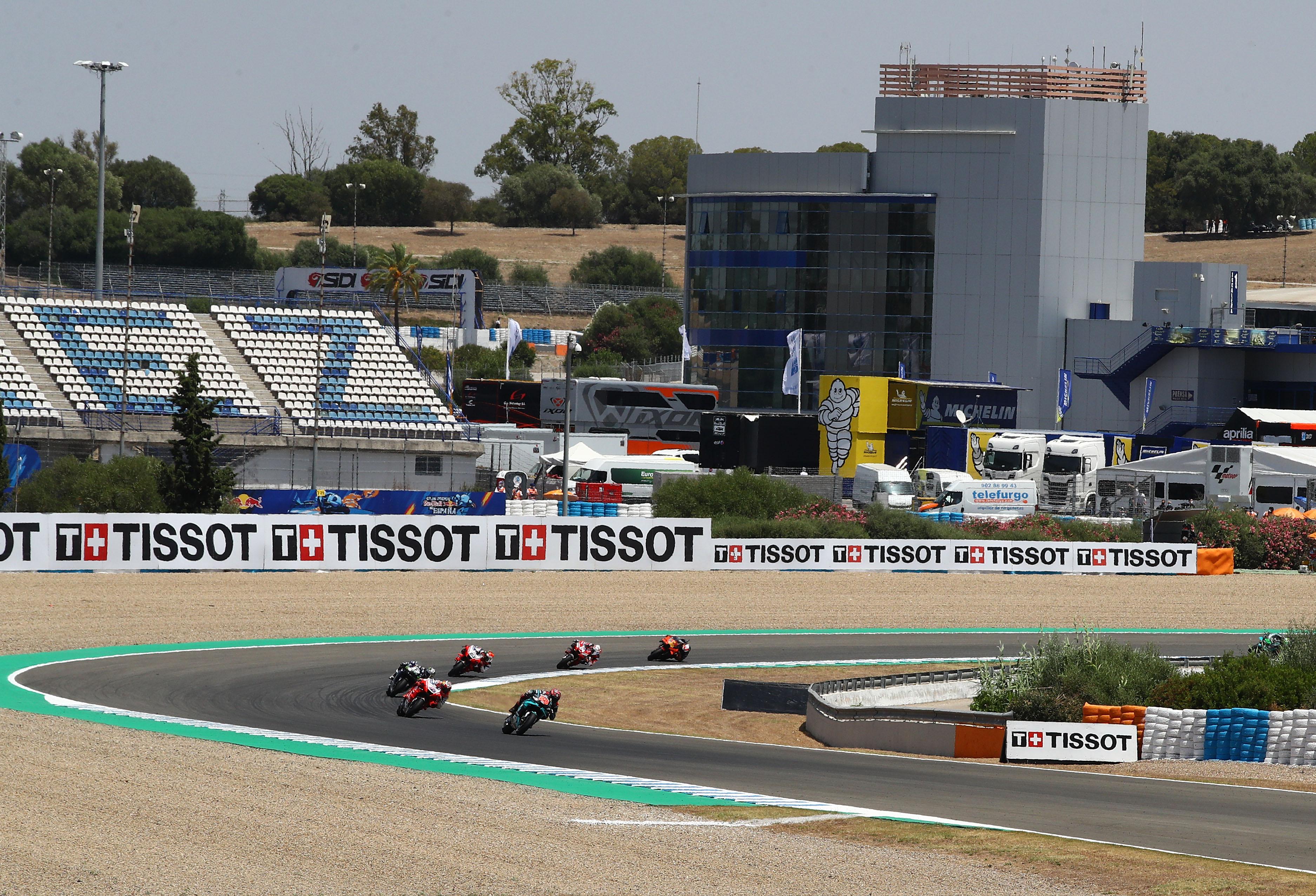 Jerez MotoGP 2020