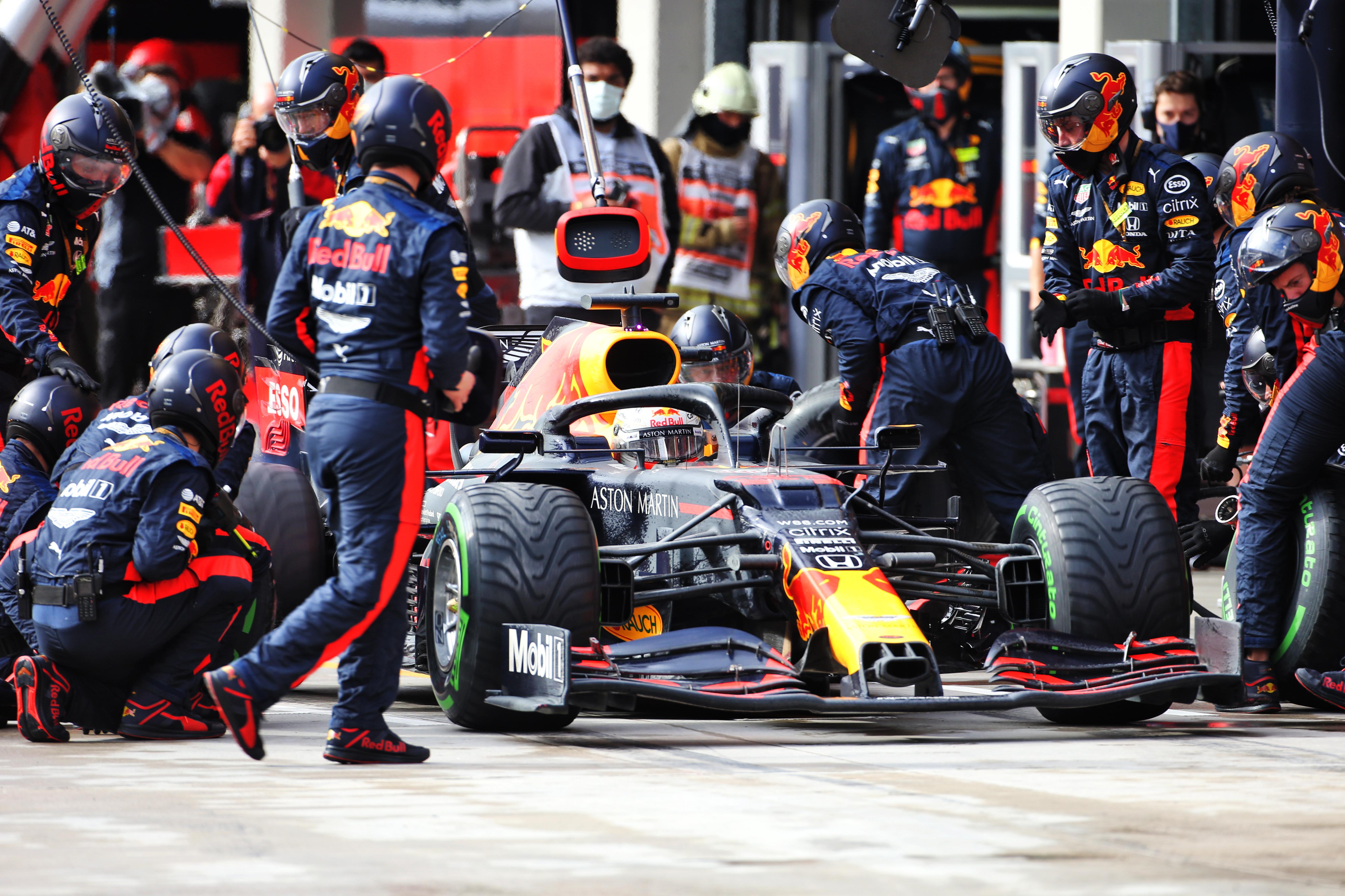 Max Verstappen Red Bull Turkish Grand Prix 2020
