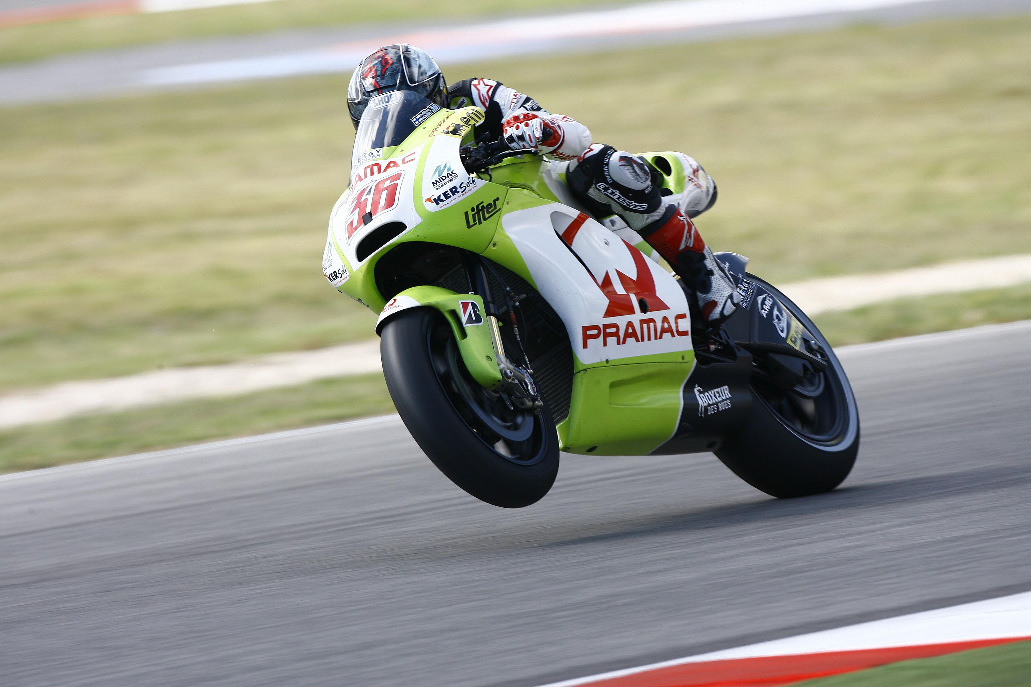 Mika Kallio, Pramac Ducati, MotoGP