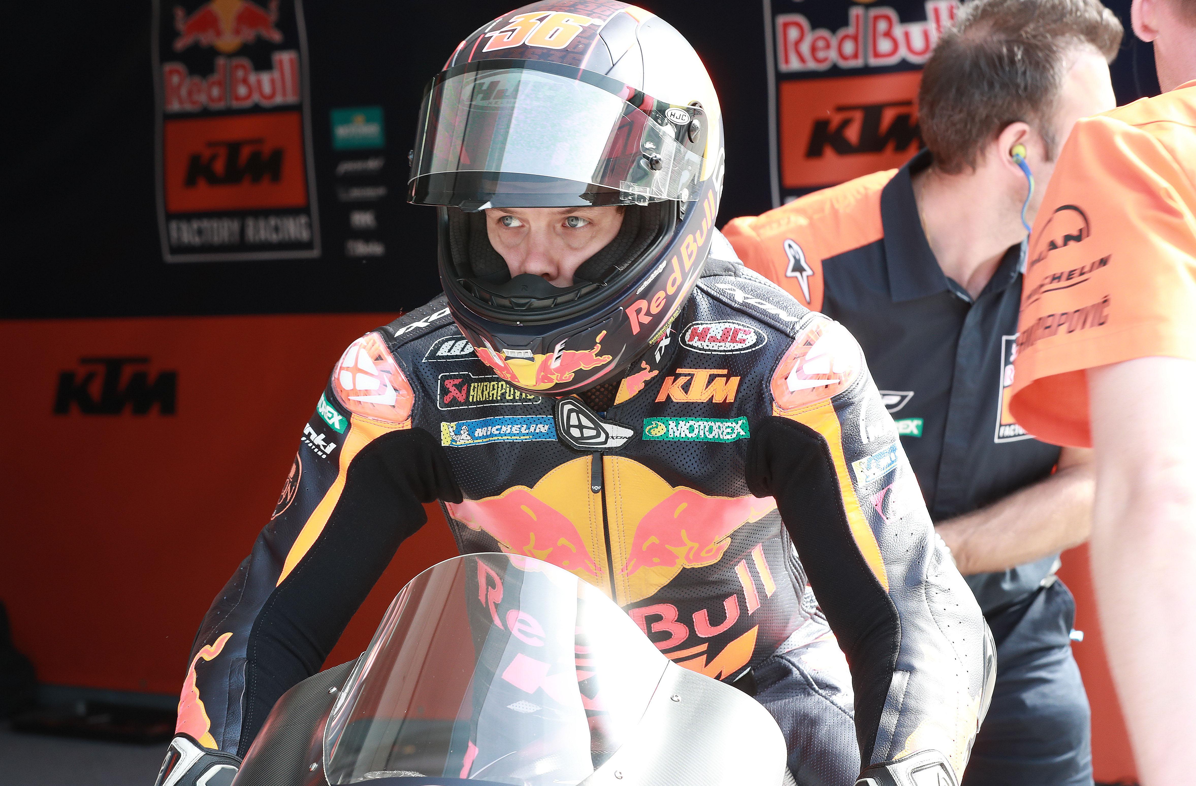 Mika Kallio, KTM, MotoGP