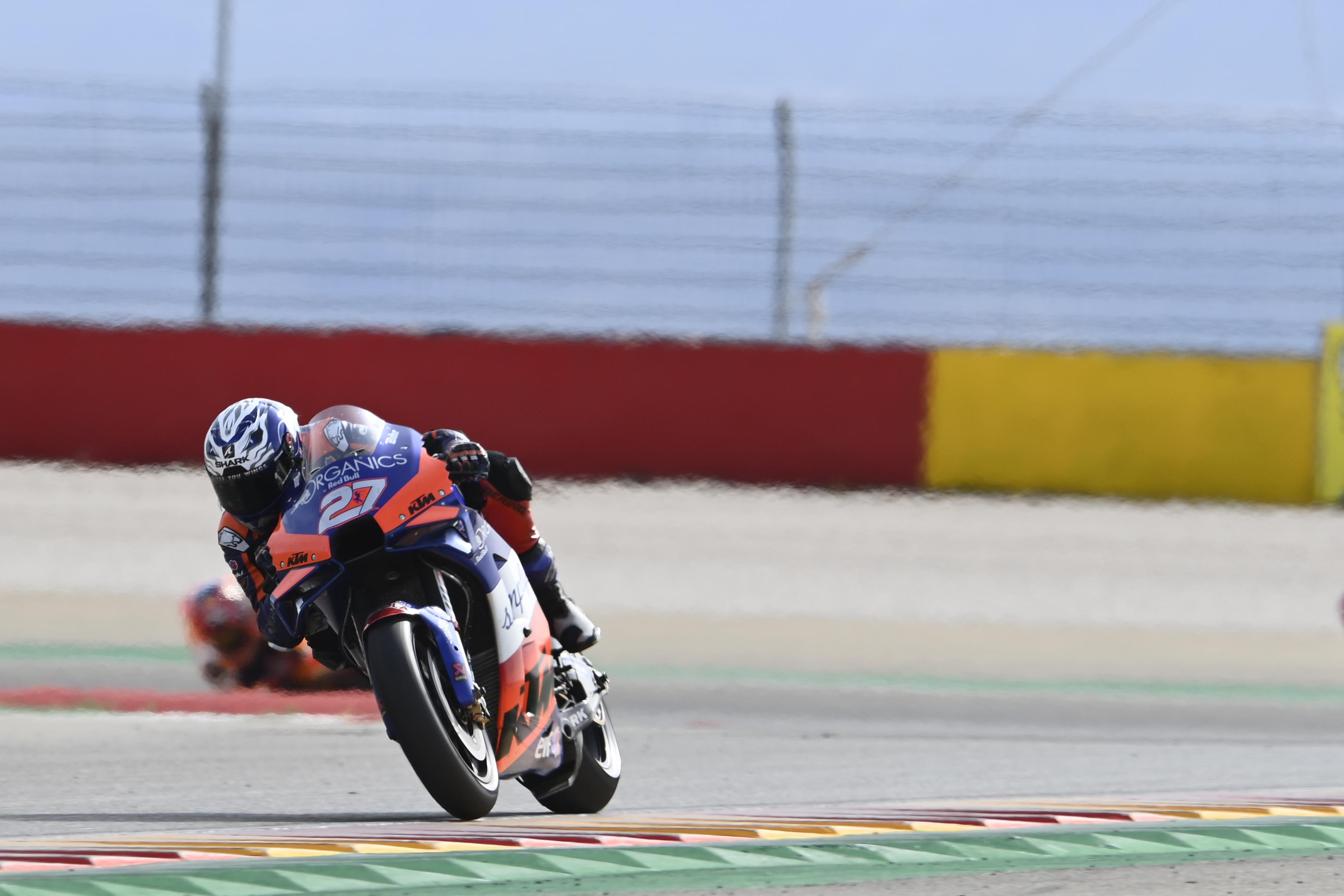 Iker Lecuona, Teruel MotoGP, Tech3 KTM