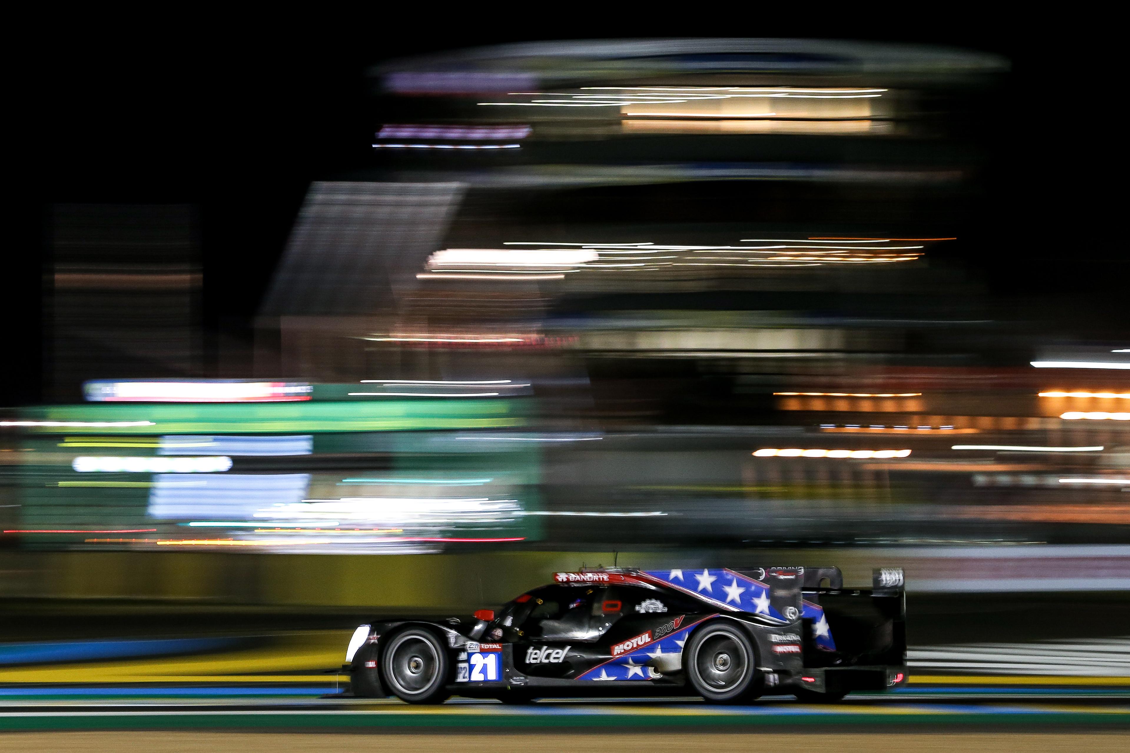 Timothee Buret, Juan Pablo Montoya, Memo Rojas, Le Mans 24 Hours, DragonSpeed
