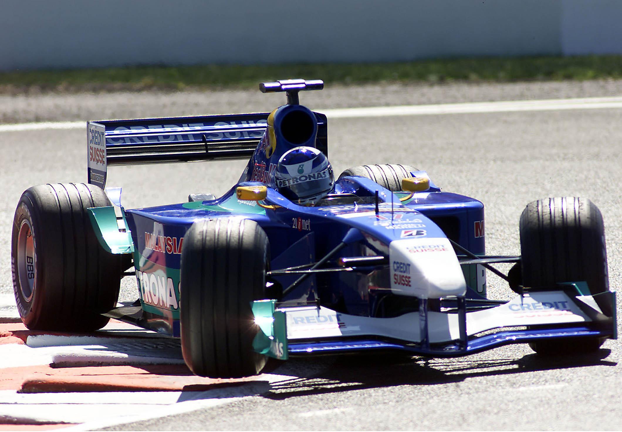 Kimi Raikkonen, Sauber, F1