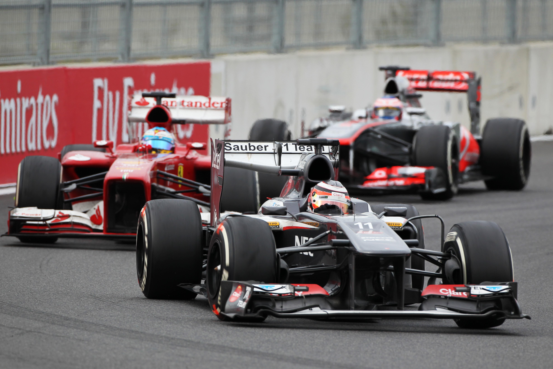 Nico Hulkenberg, 2013 Korean Grand Prix, Sauber, F1