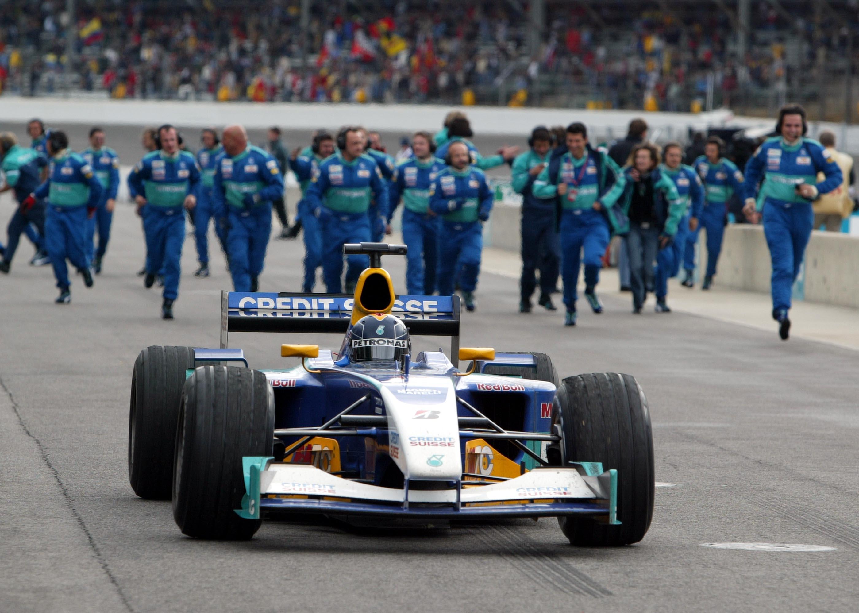 F1, Usa, Indy, Park Ferme, So....