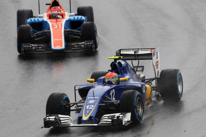 Felipe Nasr, Sauber, Brazilian GP 2016, F1