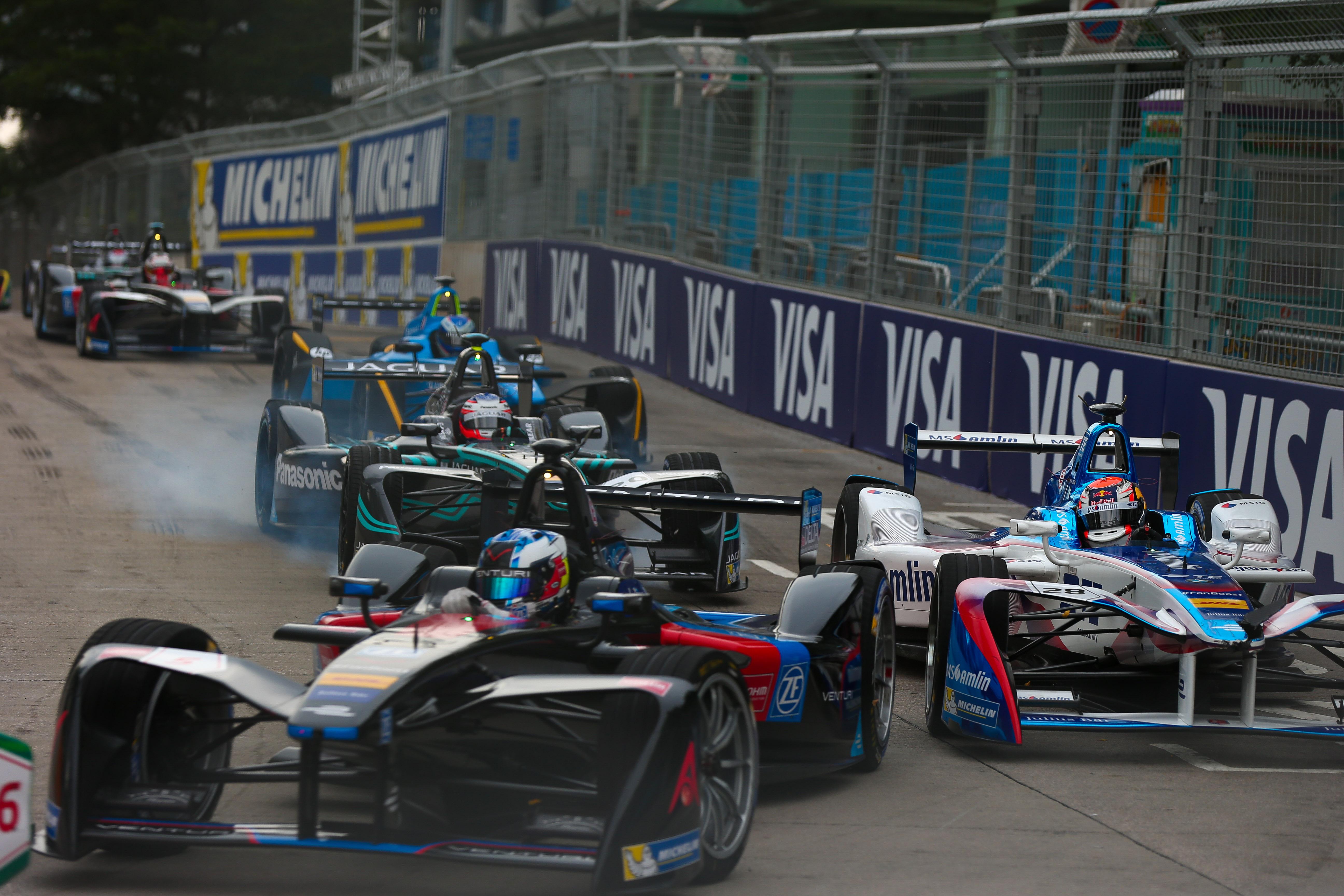 Hong Kong Formula E 2016