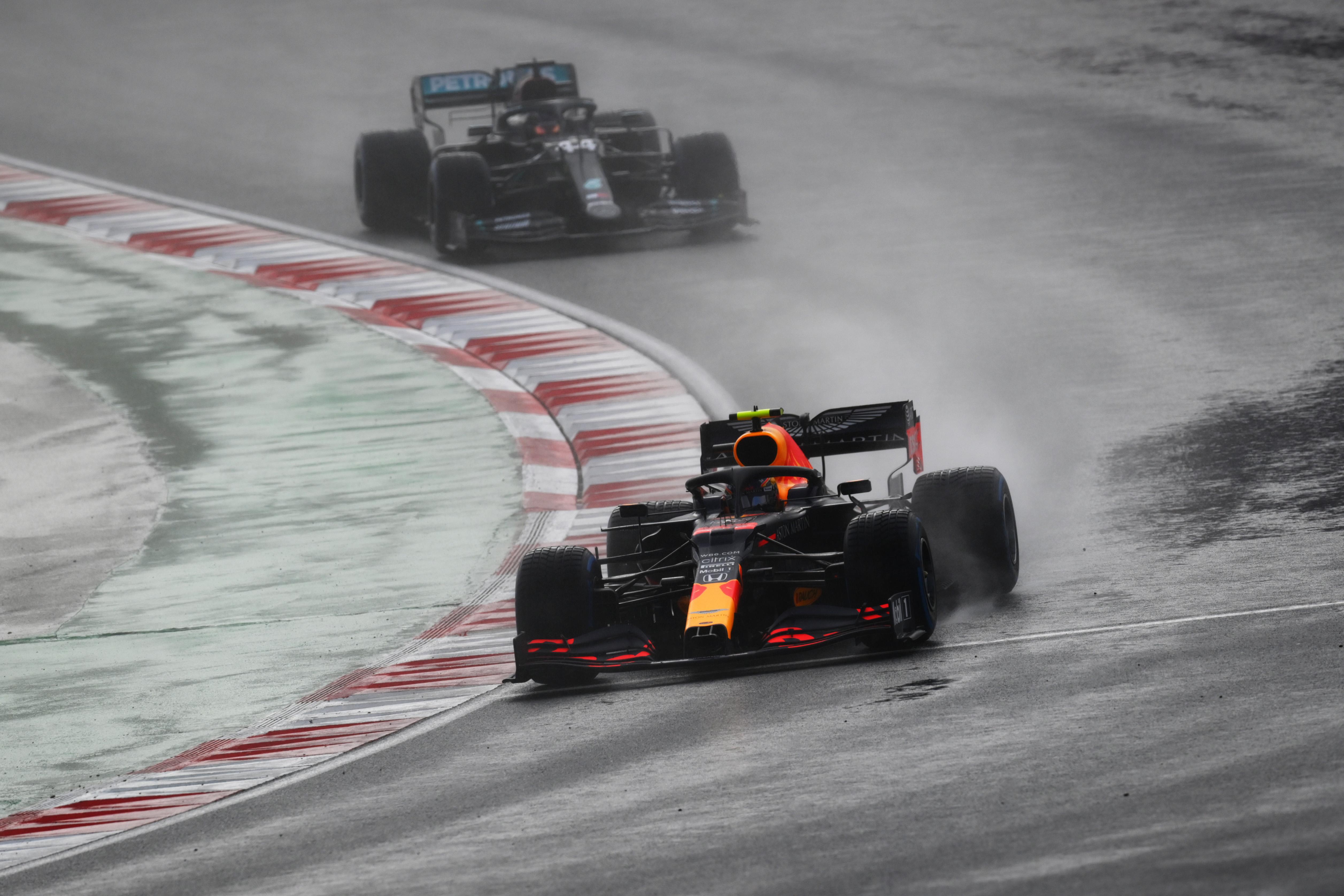 Alex Albon Red Bull Turkish Grand Prix 2020 Istanbul