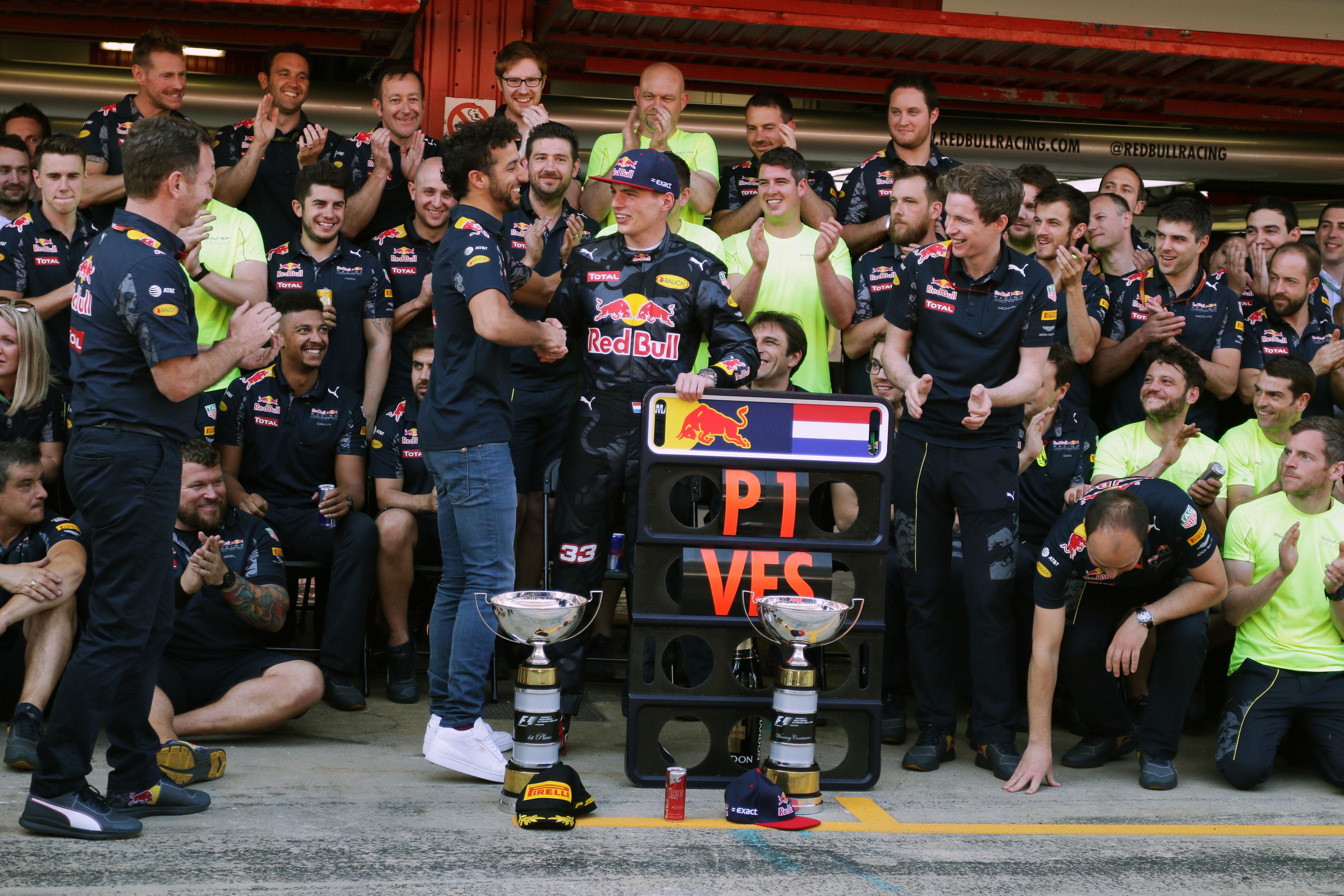 Max Verstappen wins 2016 Spanish Grand Prix