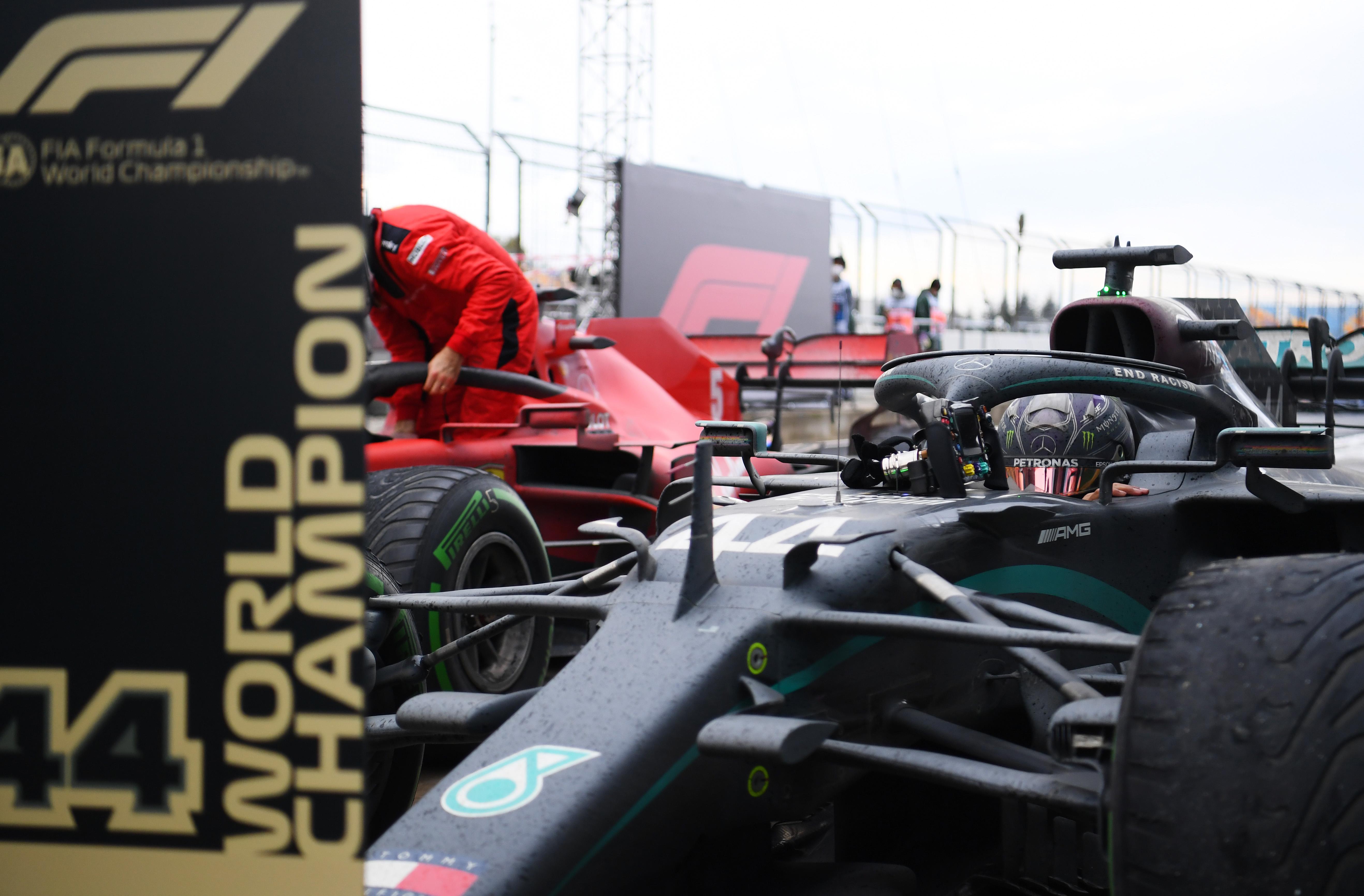Lewis Hamilton F1 2020