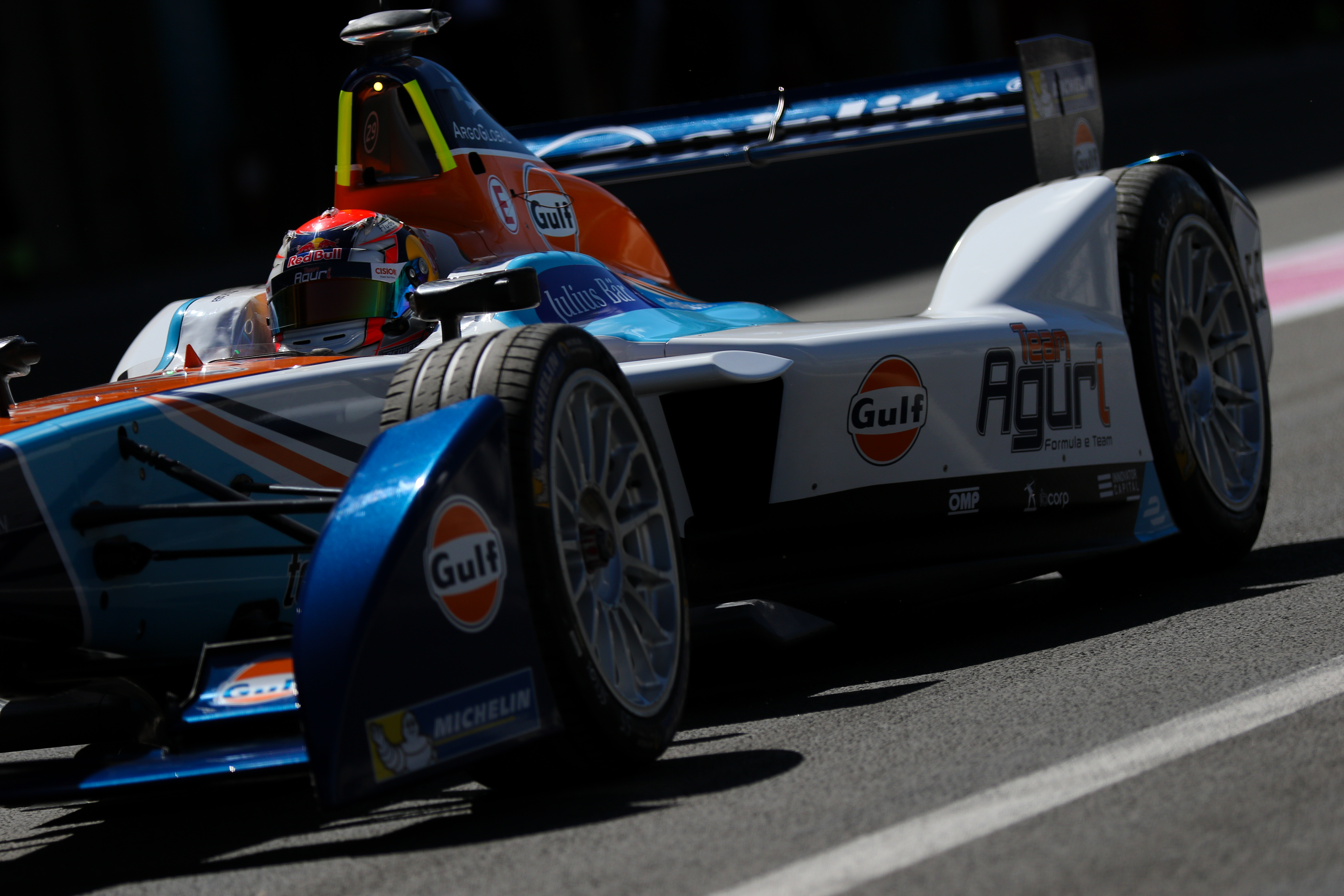 Antonio Felix da Costa, Aguri, Formula E