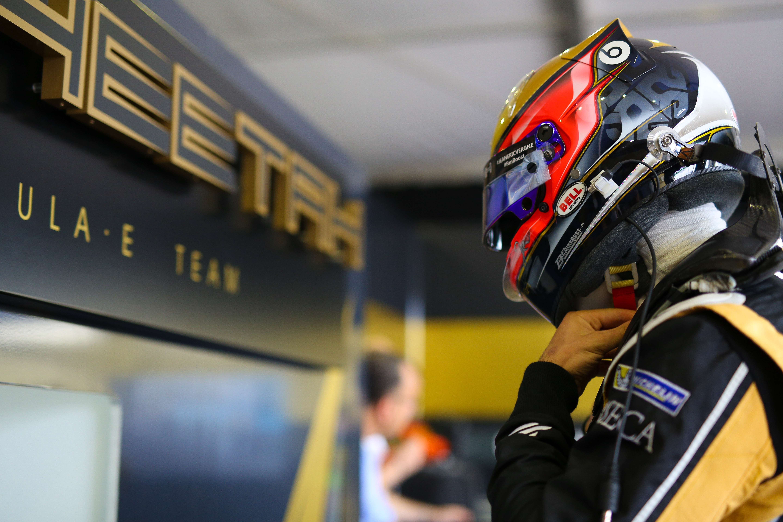 Jean-Eric Vergne, Techeetah, Formula E