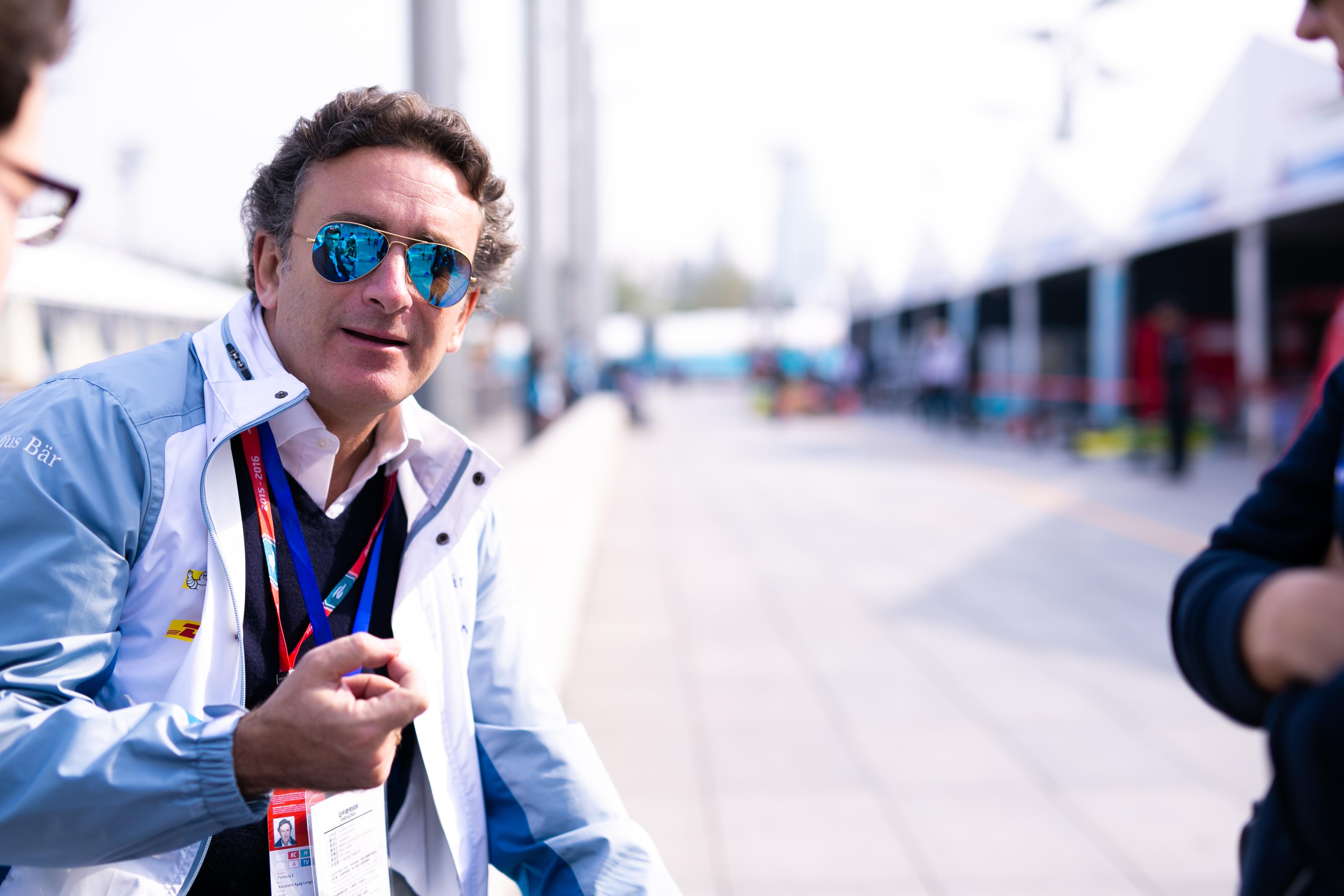 Alejandro Agag, Formula E