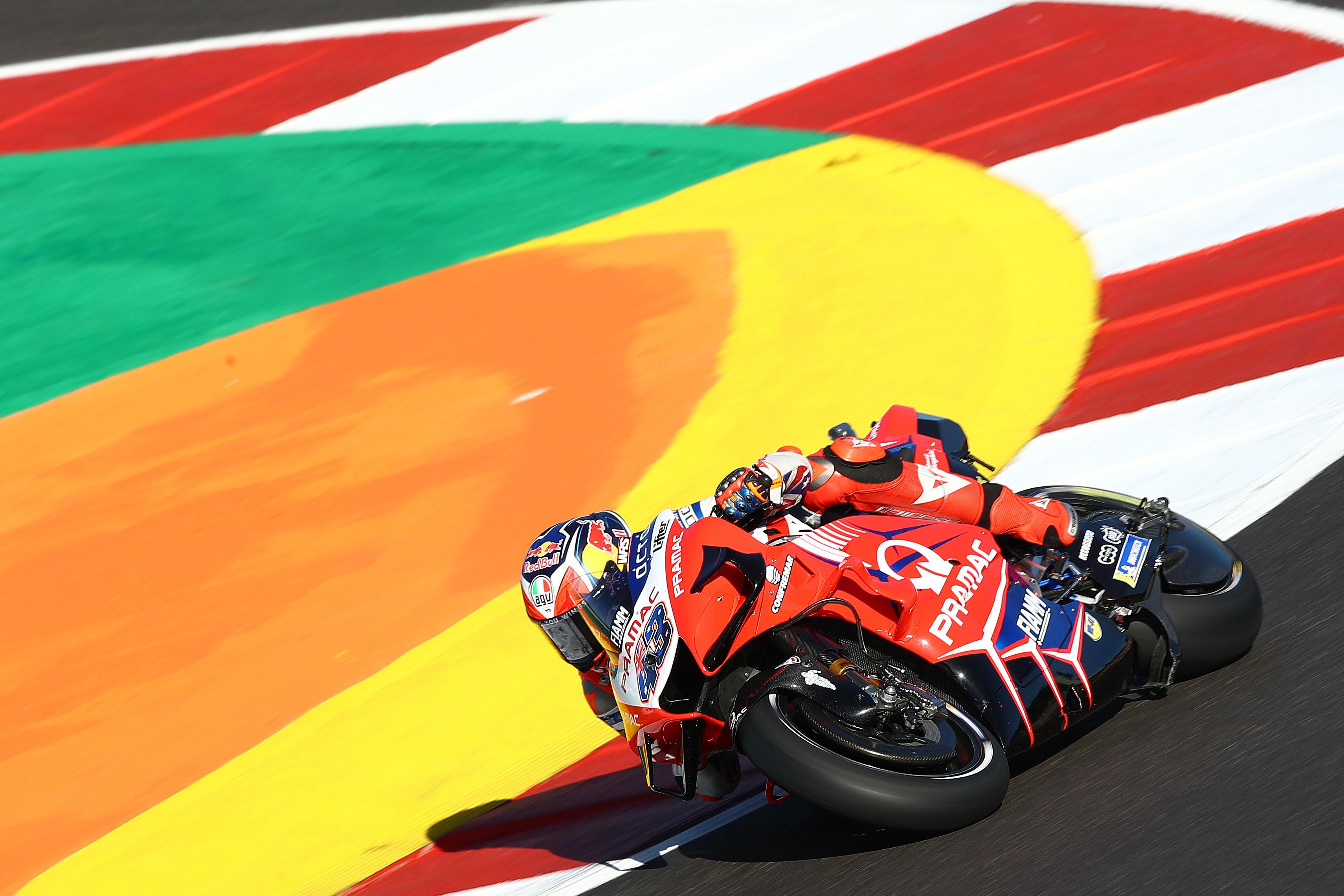 Jack Miller, Pramac Ducati, Portimao, MotoGP