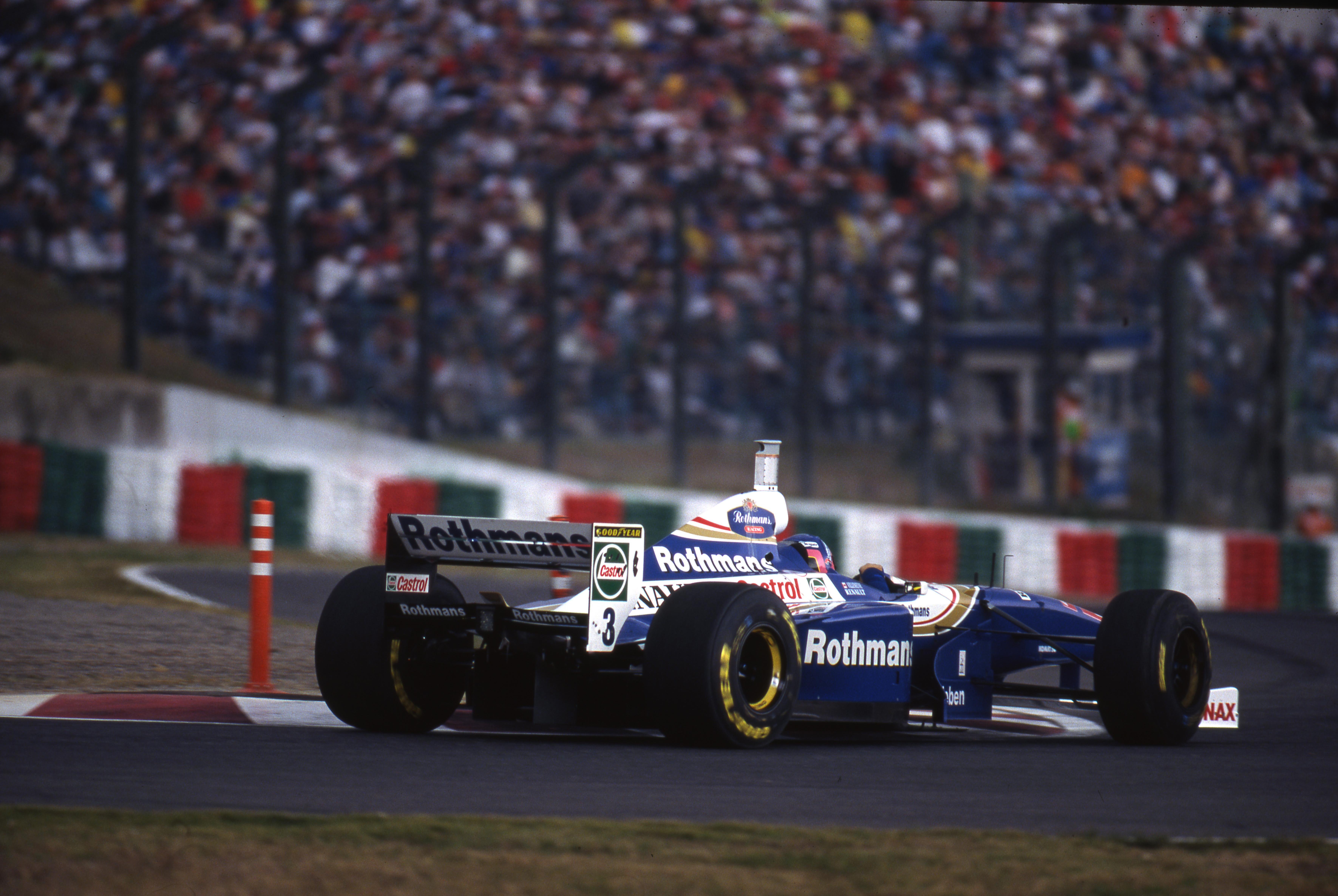 Jacques Villeneuve, Williams, F1 1997, Japanese GP