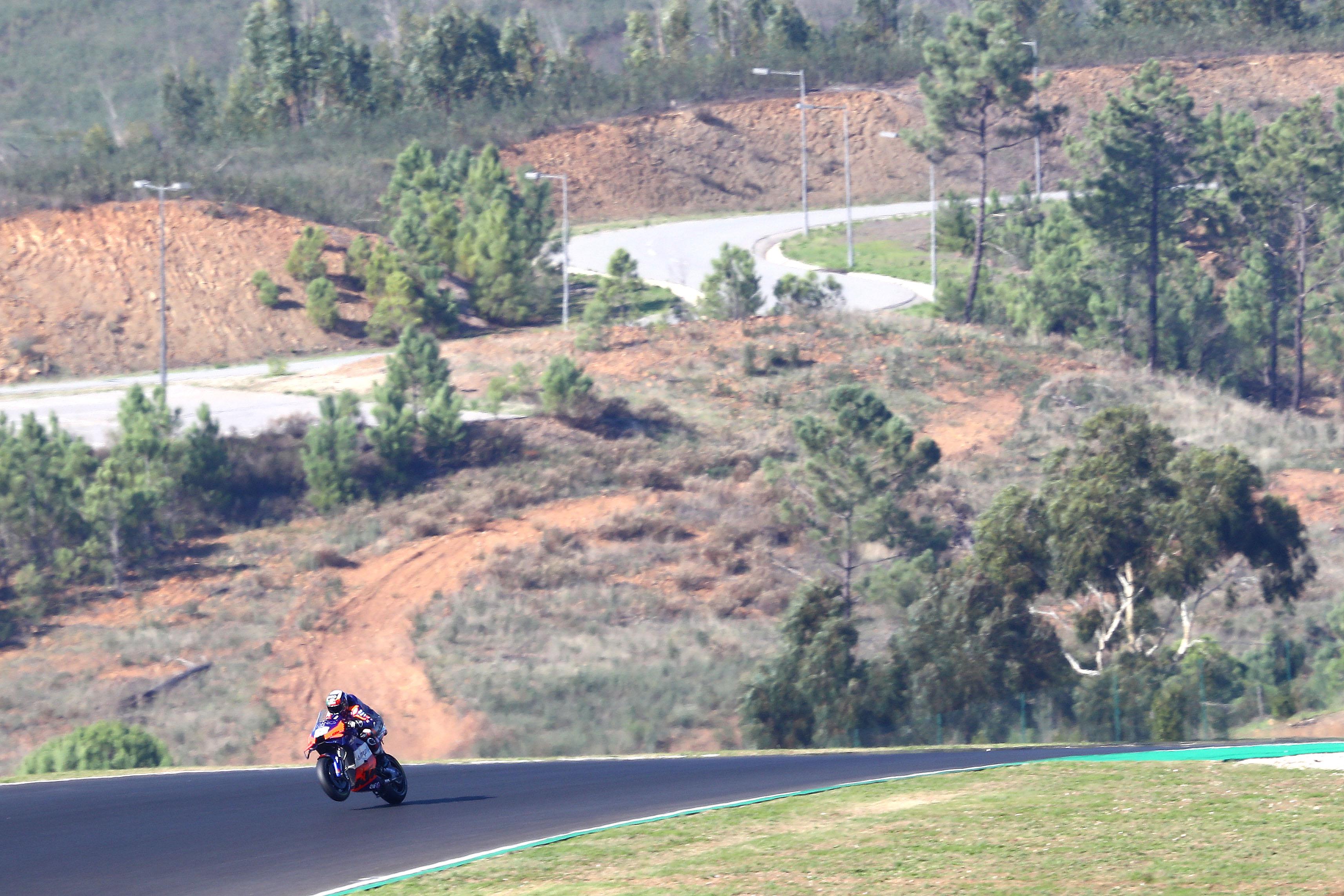 Miguel Oliveira, Tech3 KTM, Portimao, MotoGP