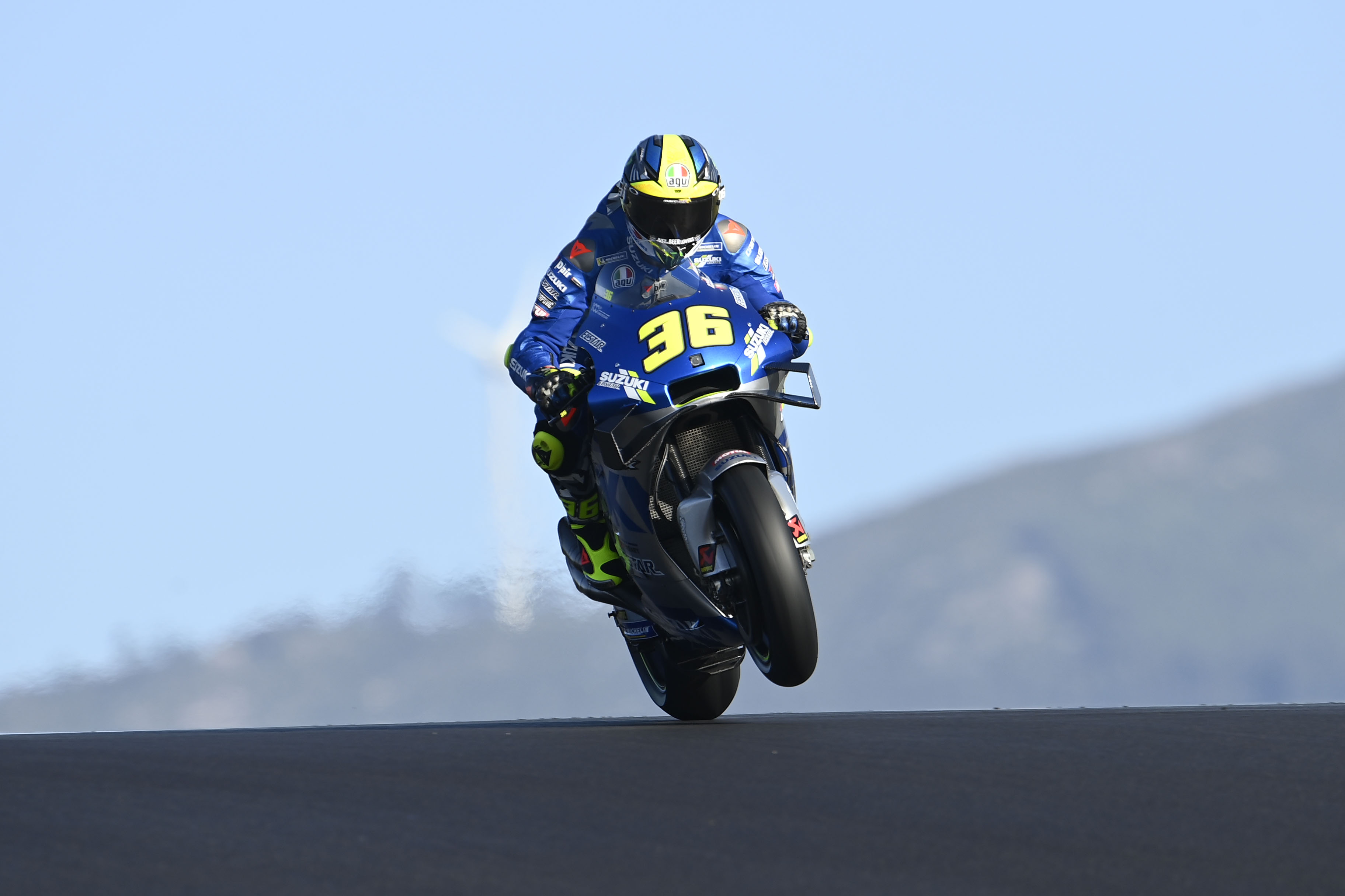Joan Mir, Suzuki, Portimao MotoGP