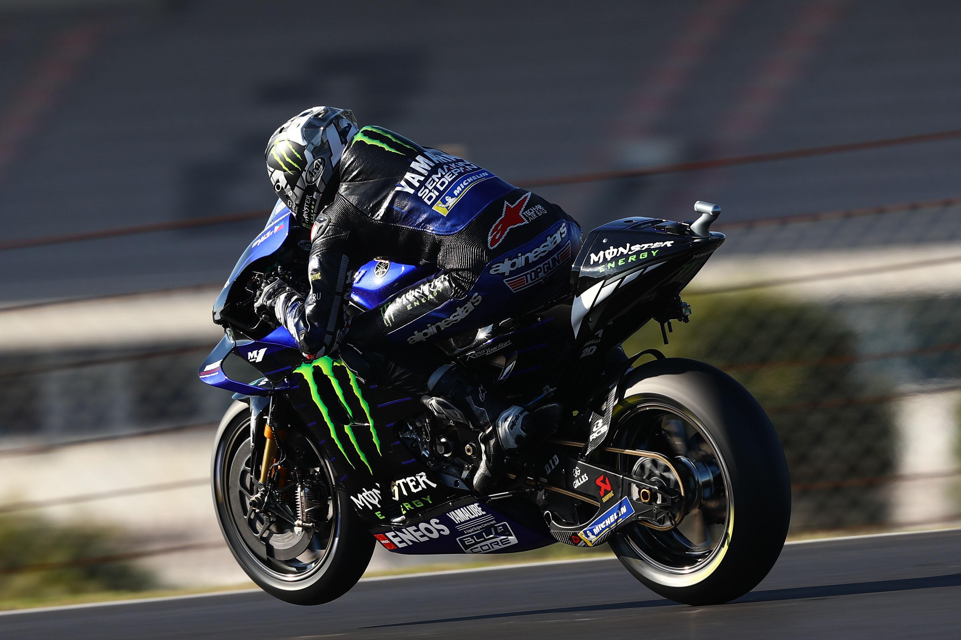 Maverick Vinales, Yamaha, MotoGP, Portimao