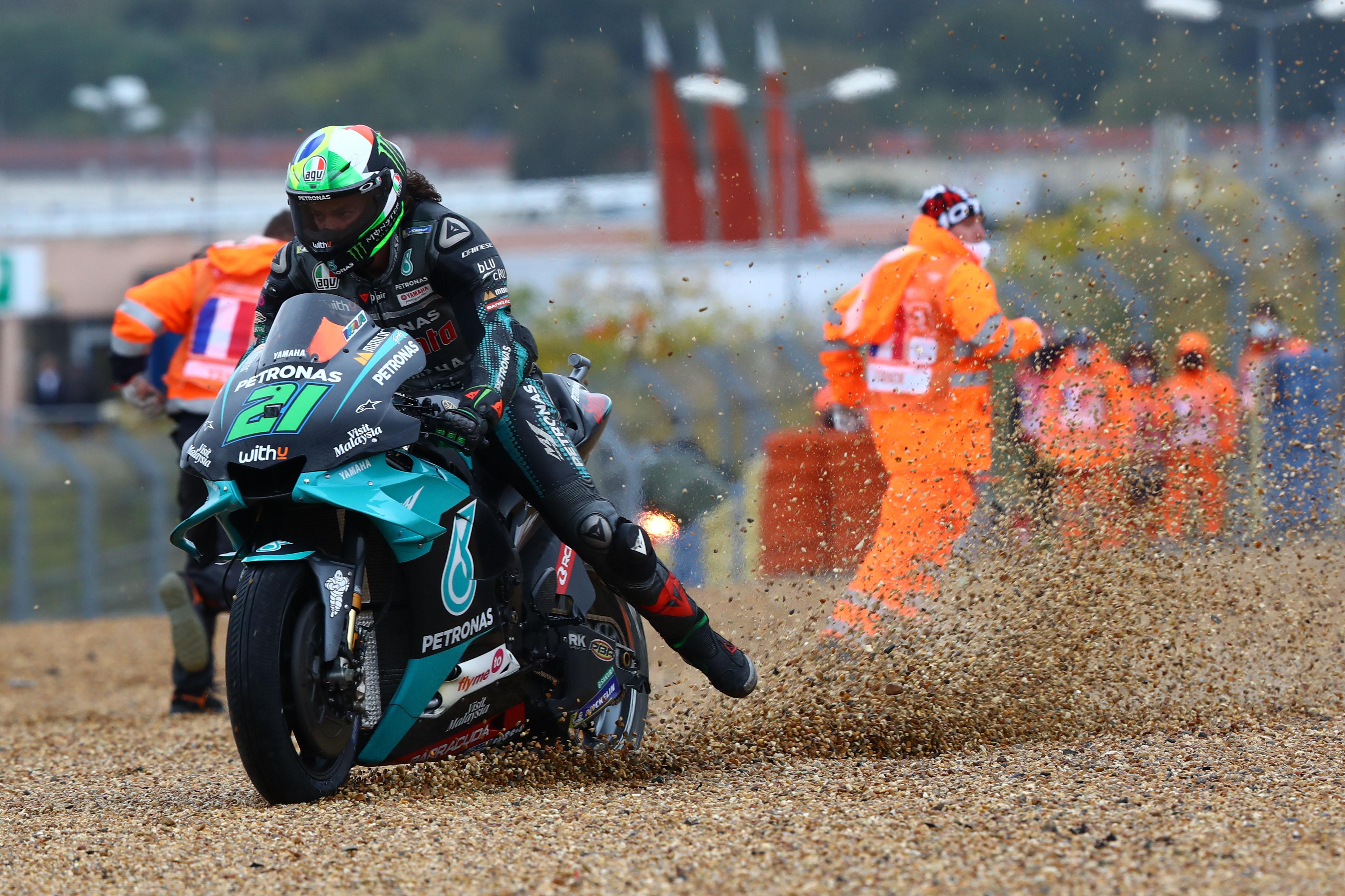 Franco Morbidelli Le Mans MotoGP 2020