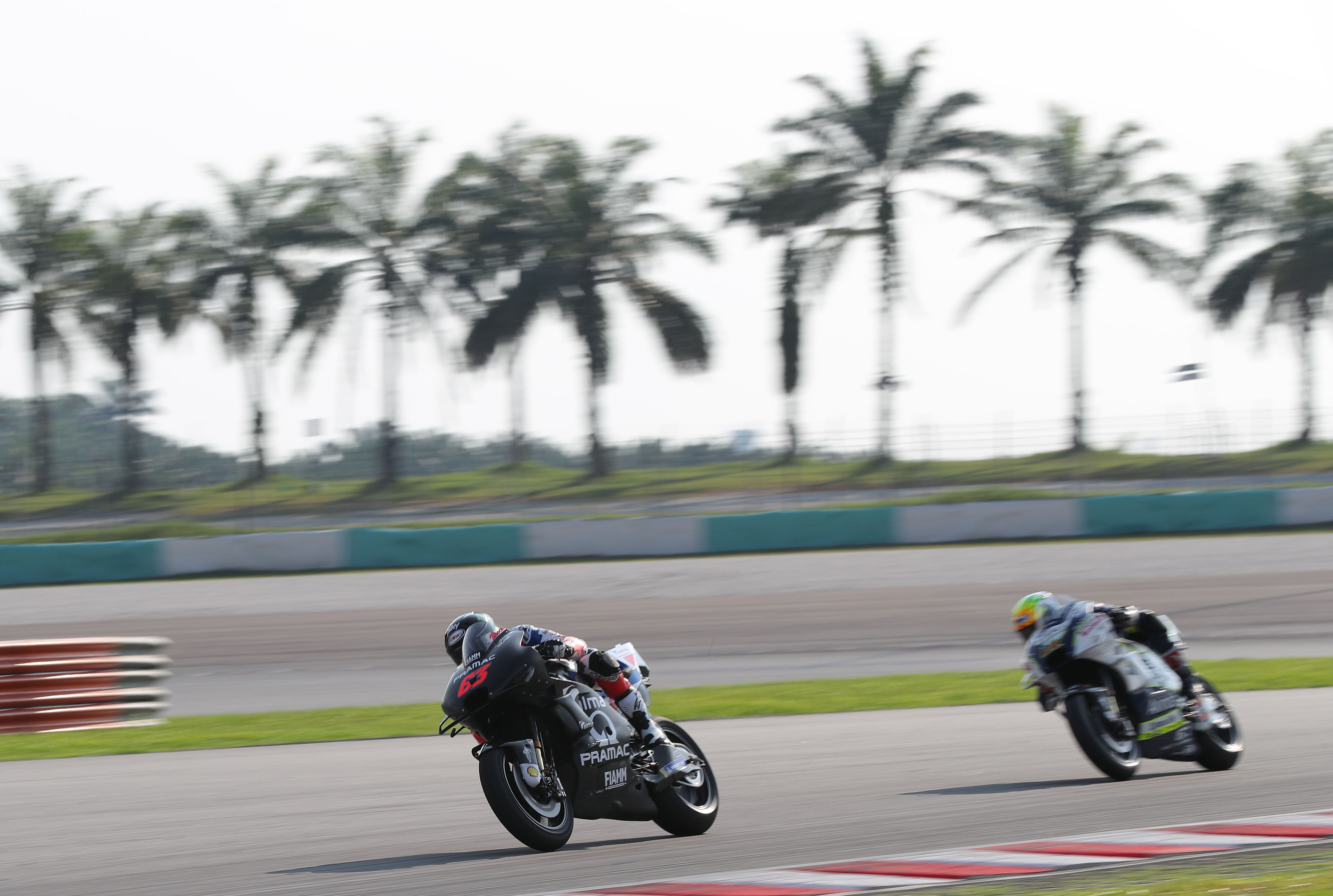 Sepang MotoGP testing 2019