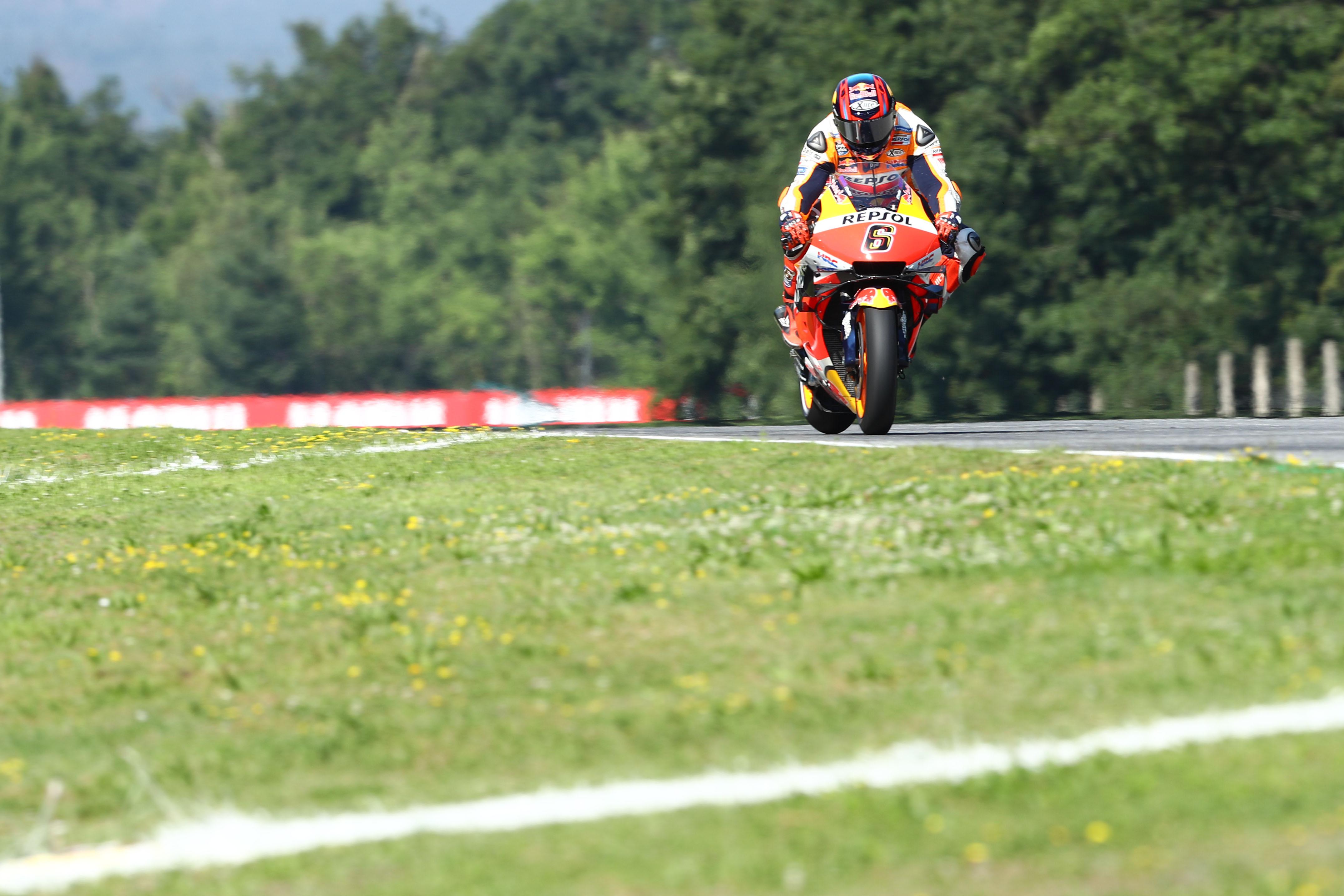 Stefan Bradl Honda Brno MotoGP 2020