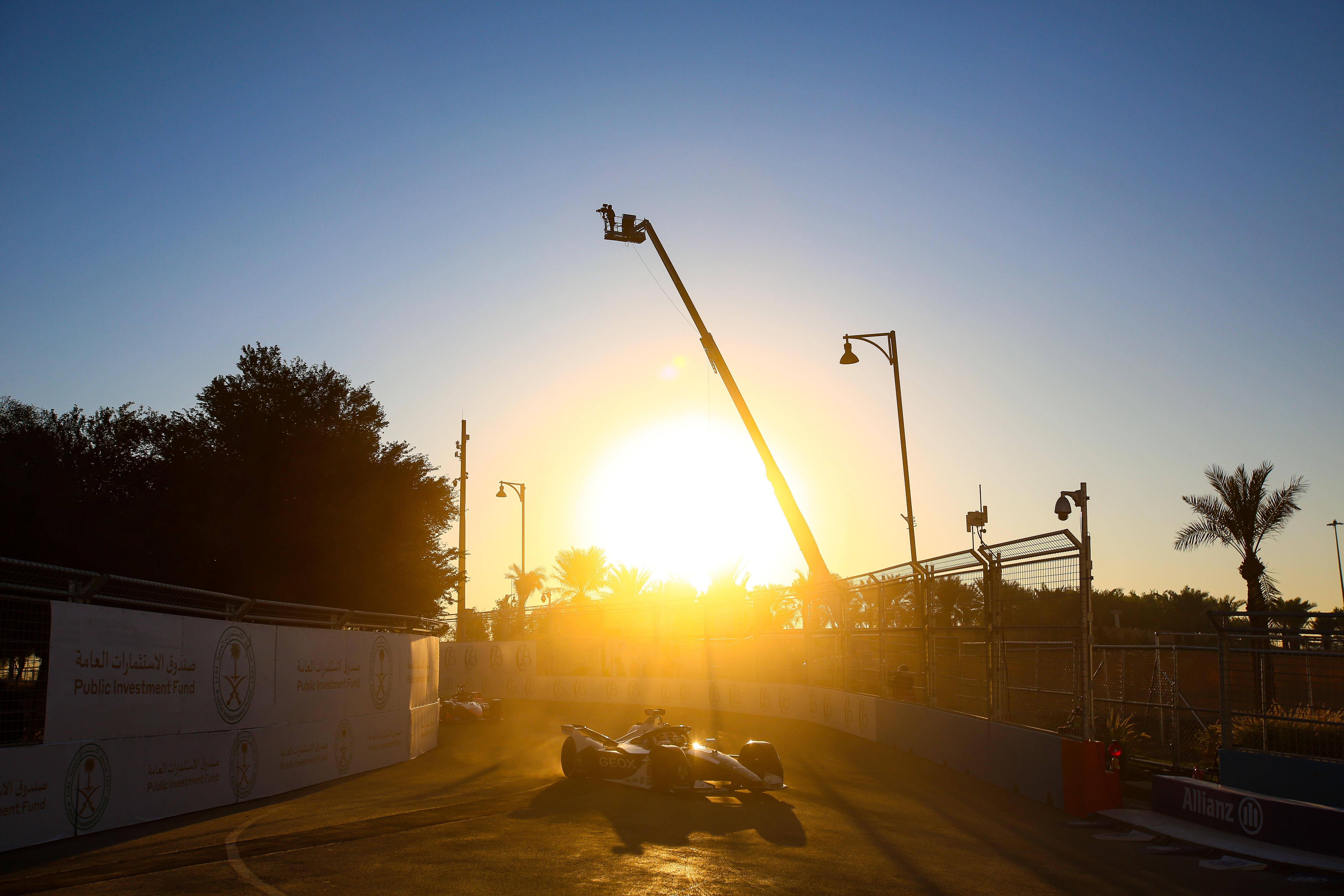 Brendon Hartley Dragon Diriyah Formula E 2019