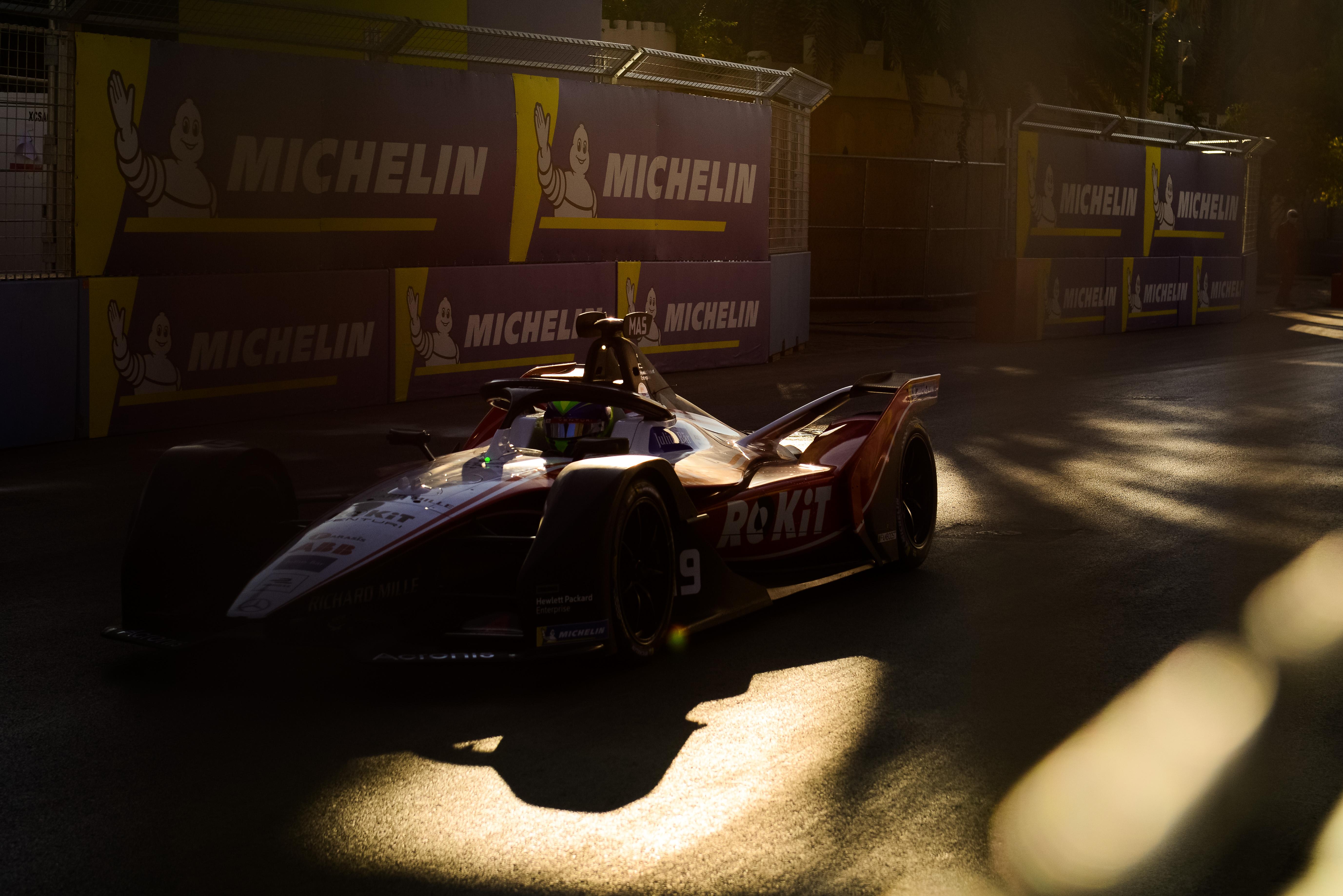 Felipe Massa Venturi Diriyah Formula E 2019