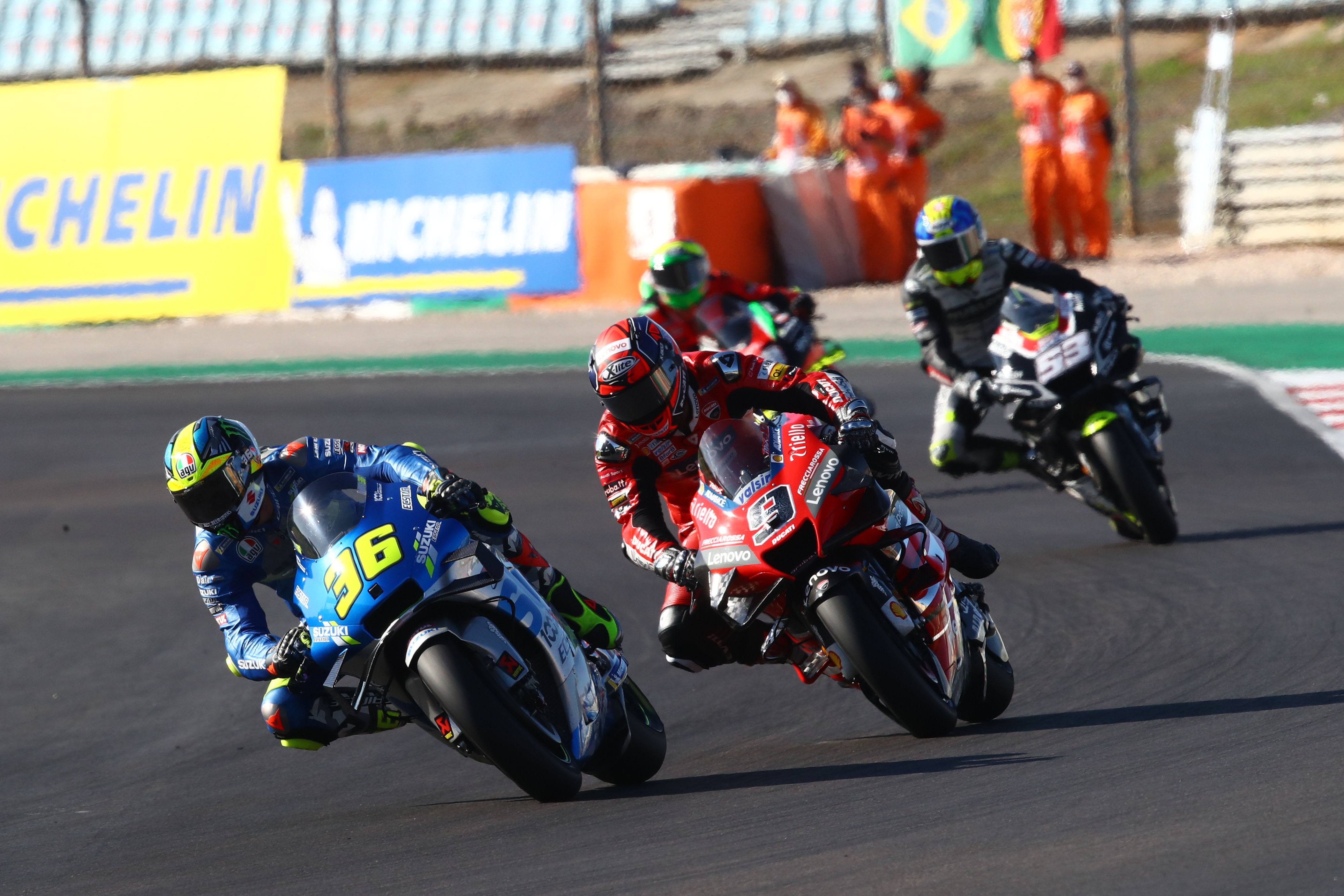 Joan Mir Suzuki Algarve MotoGP 2020