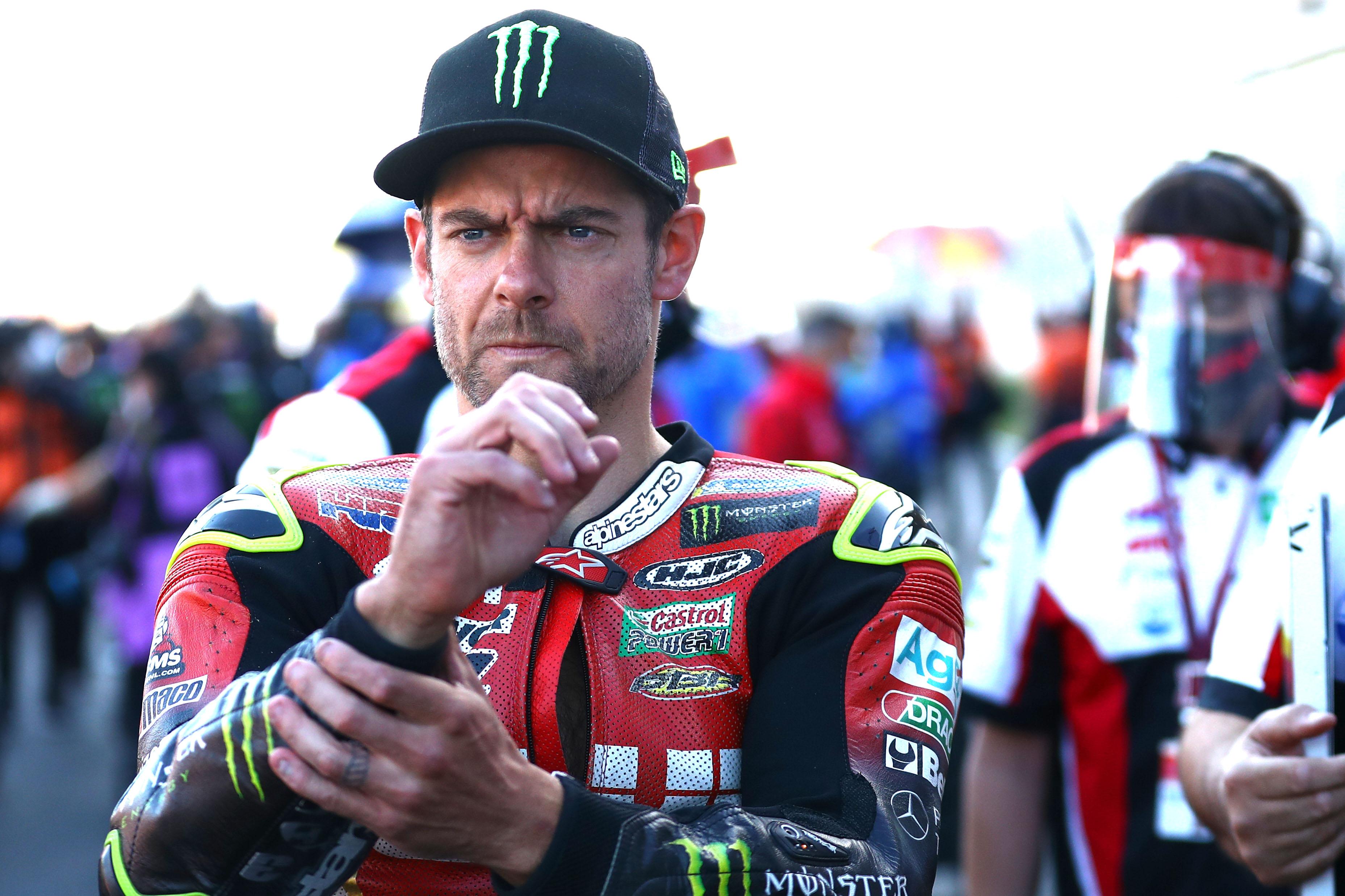 Cal Crutchlow wildcard MotoGP 2020
