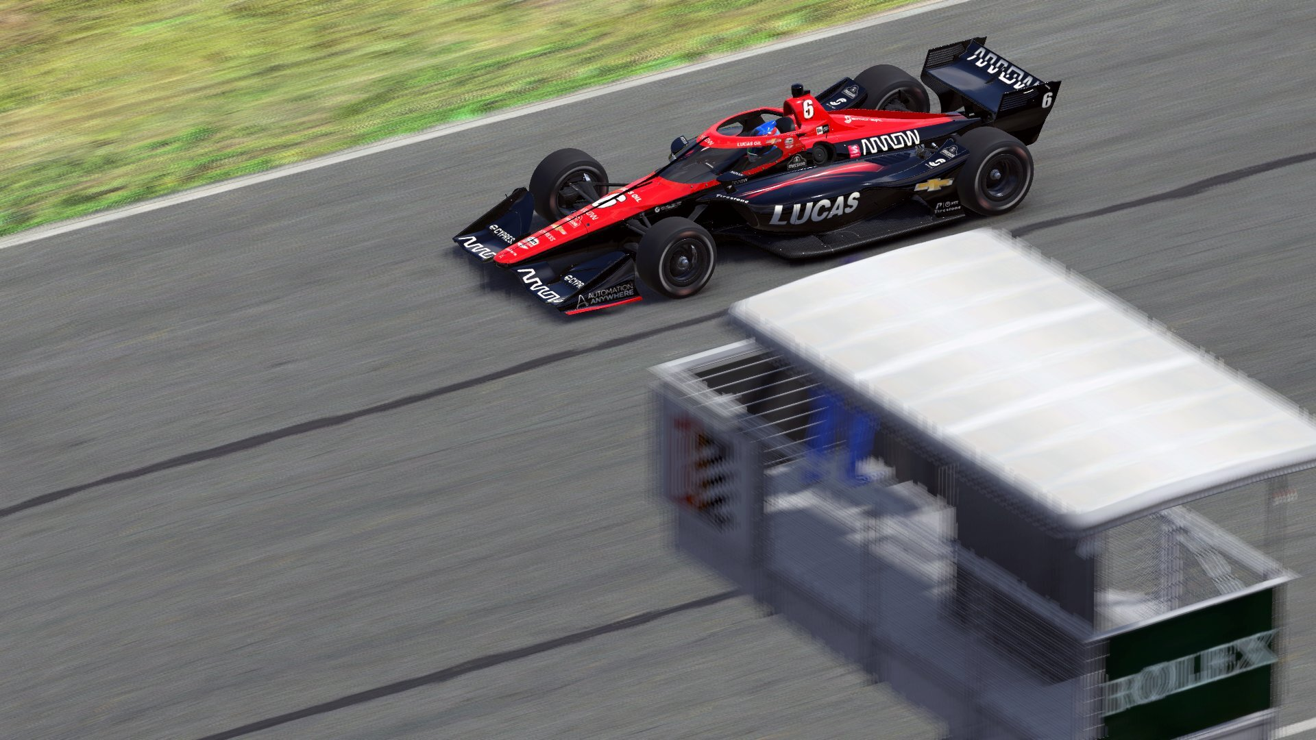 Robert Wickens Iracing Indycar Pic 1