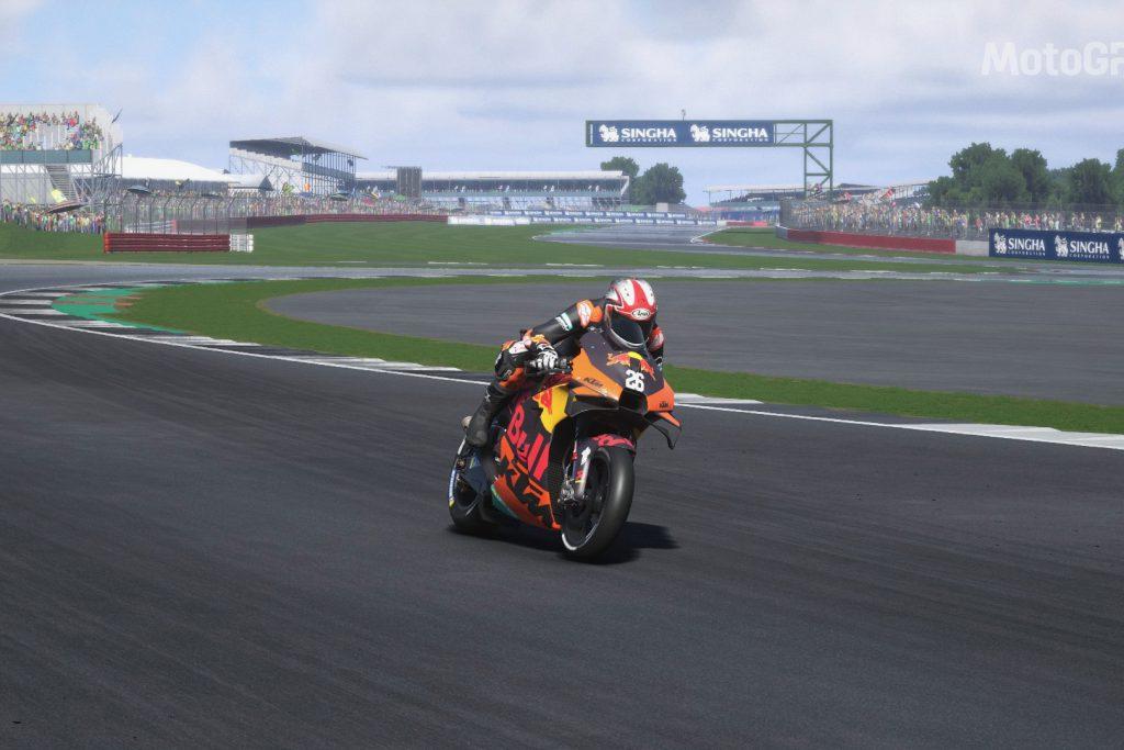 Motogp 2020 Game Ktm Silverstone Pic
