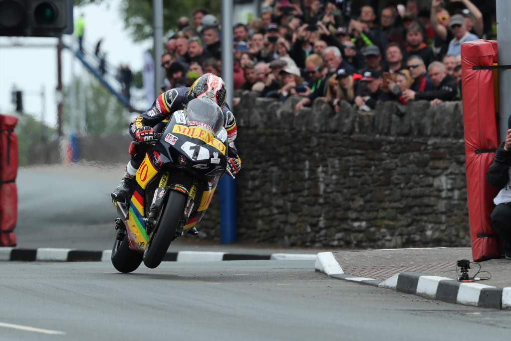 Isle of Mann TT cancelled for 2021 - The Race