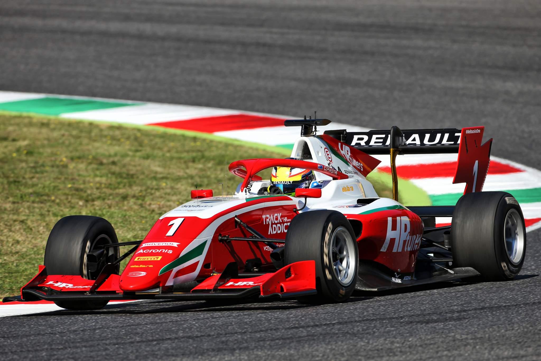 Motor Racing Fia Formula 3 Championship Sunday Mugello, Italy