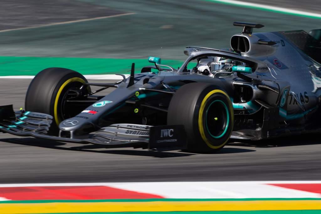 Motor Racing Formula One Testing In Season Test Day 2 Barcelona, Spain