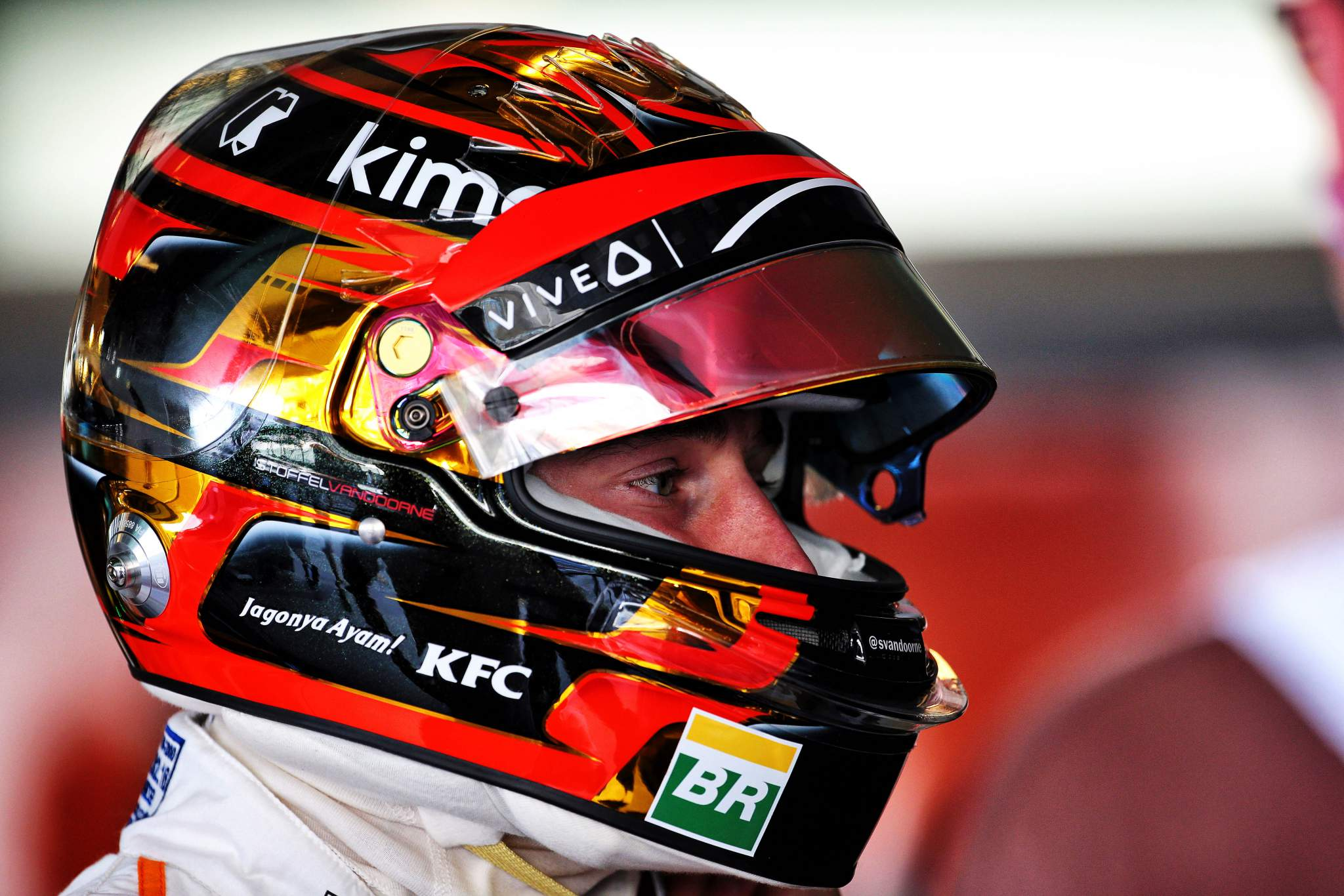 Motor Racing Formula One World Championship Abu Dhabi Grand Prix Qualifying Day Abu Dhabi, Uae