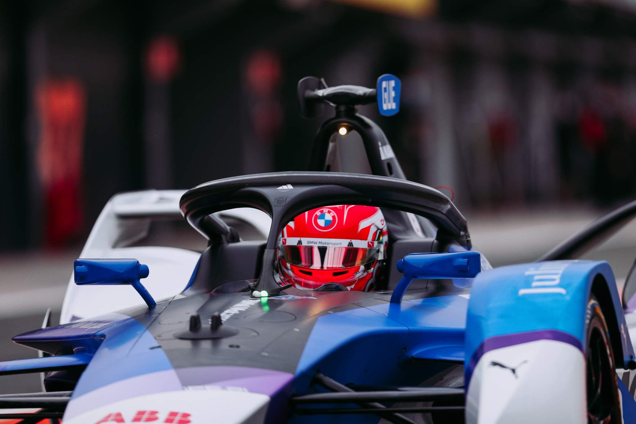 Guenther BMW Formula E Valencia 2020