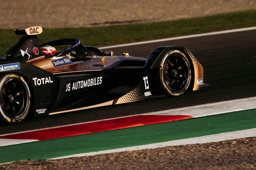 Da Costa DS Techeetah Formula E Valencia 2020