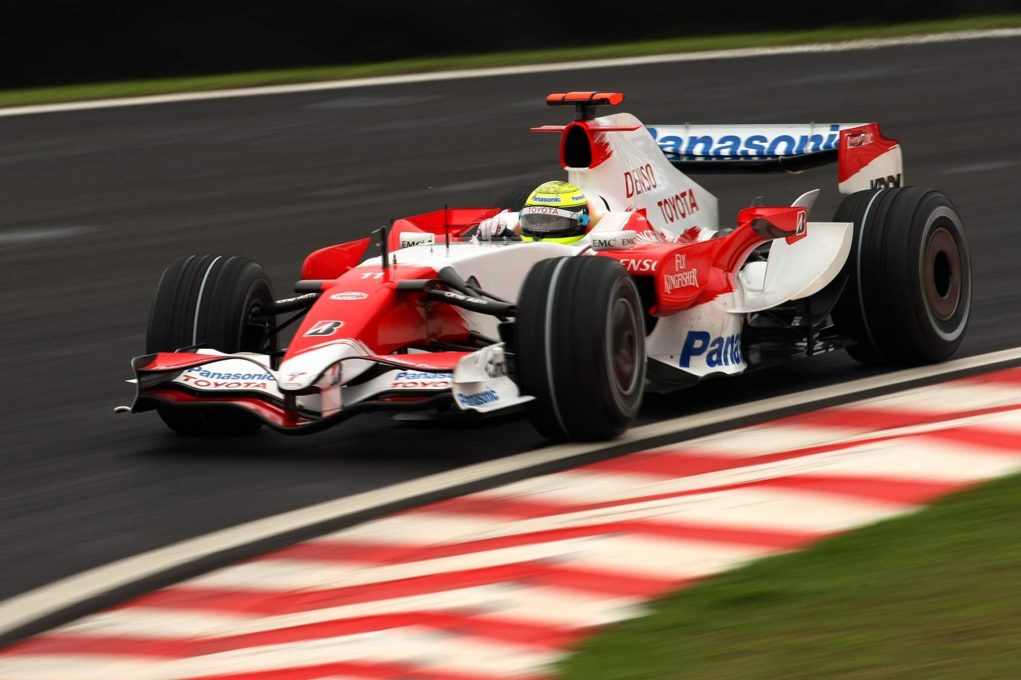 Formula 1 Grand Prix, Brazil, Friday Practice