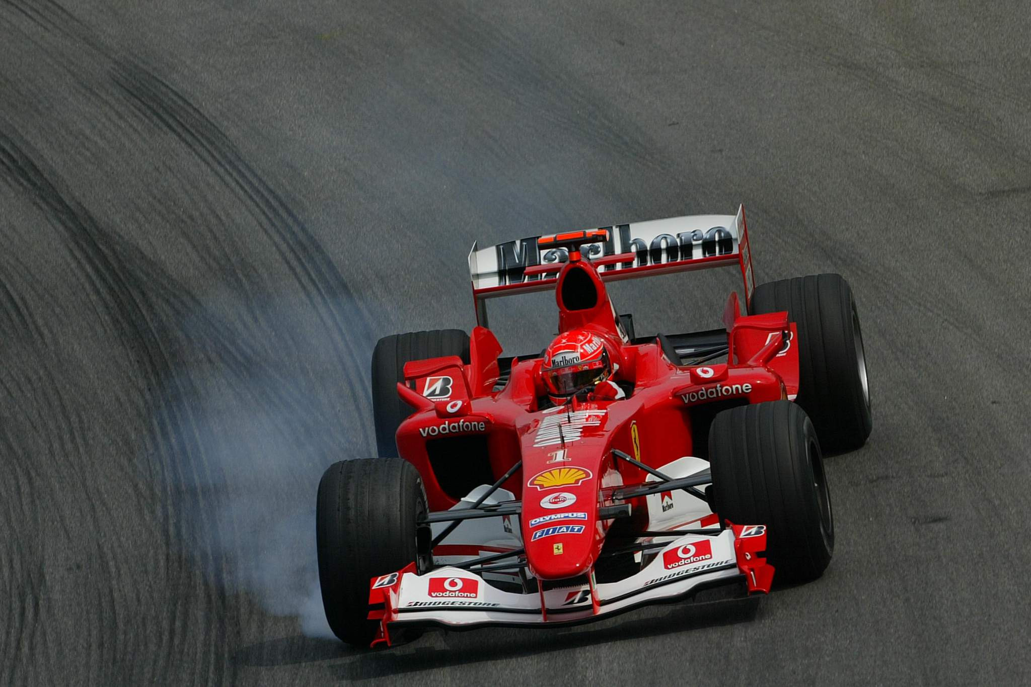 Formula 1 Grand Prix, Brazil, Practice