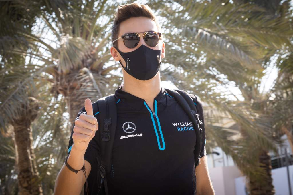 Russell gets Hamilton's Mercedes seat for Sakhir GP - The Race