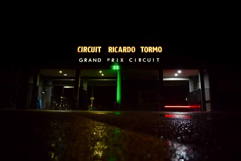 Valencia Circuit Ricardo Tormo, Formula E testing