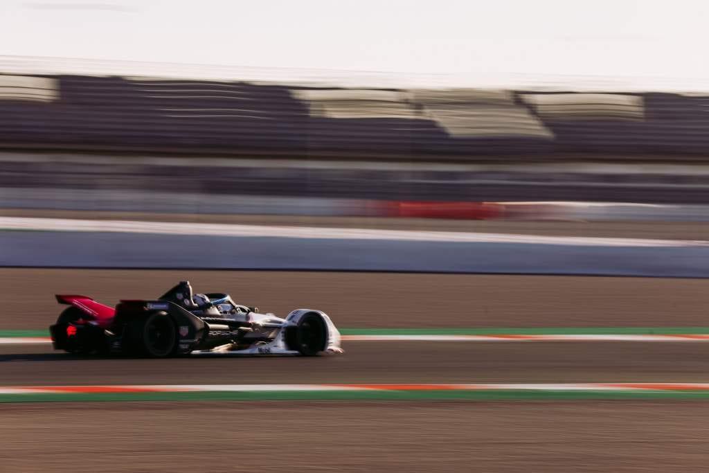 Andre Lotterer, Porsche, Formula E testing