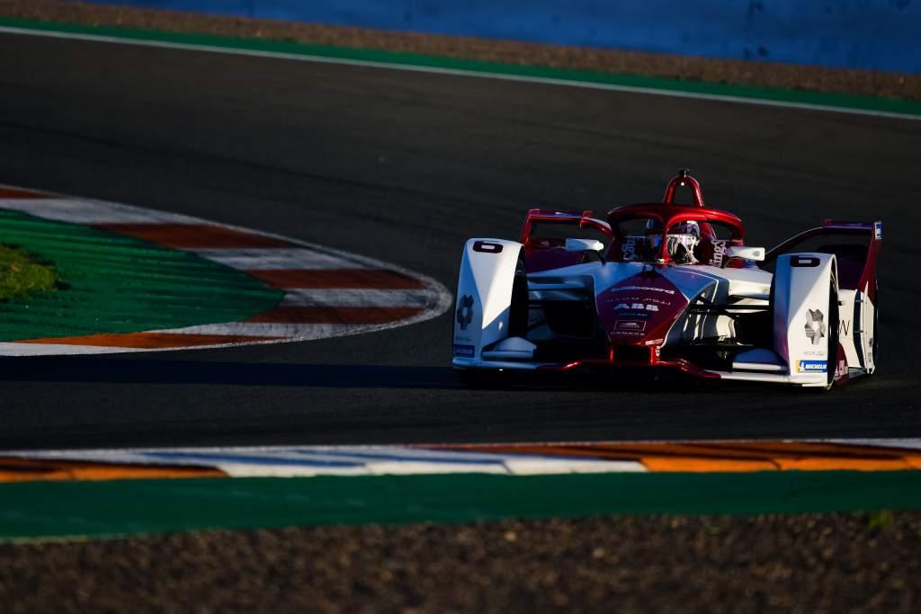 Nico Mueller, Dragon, Formula E testing